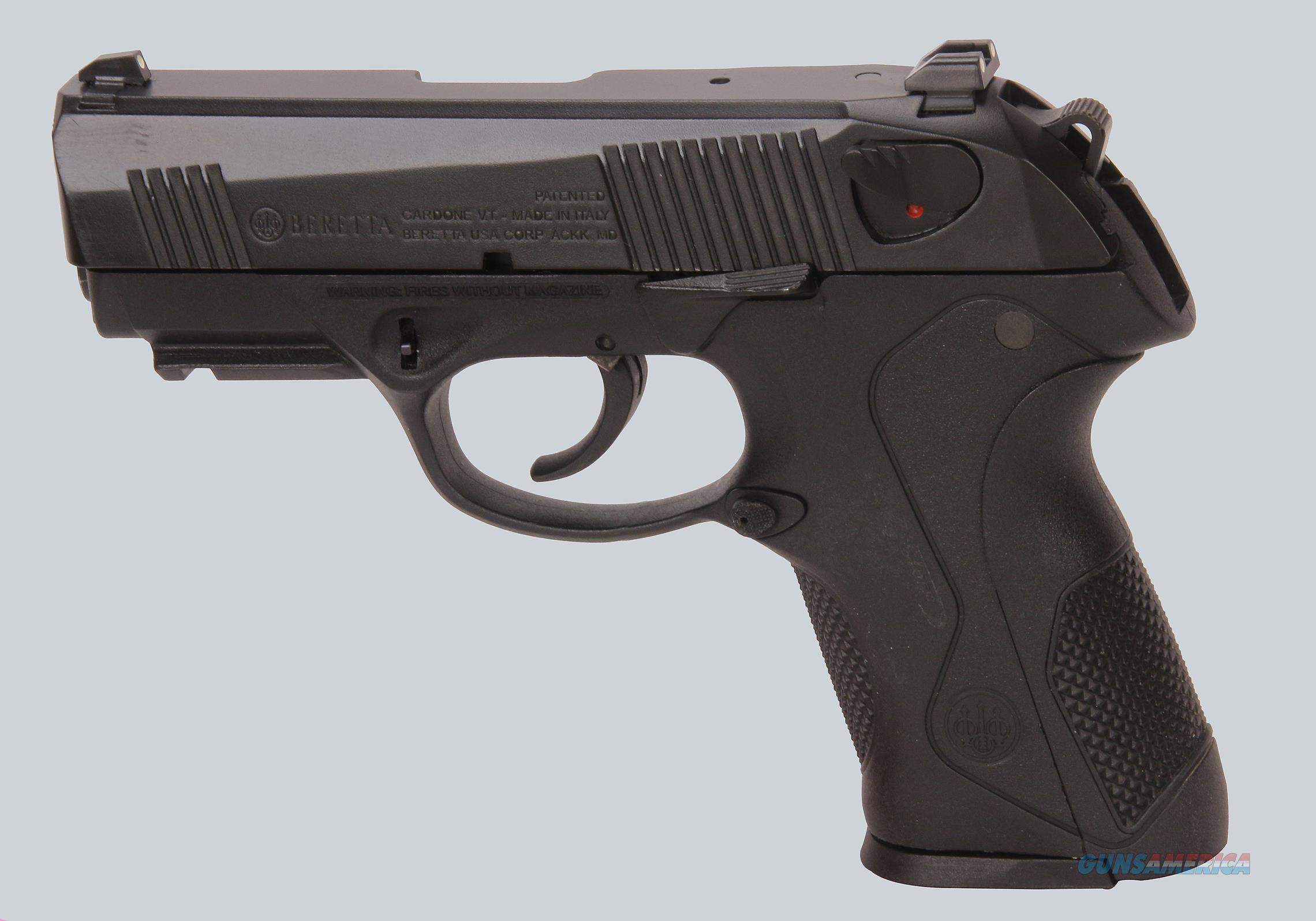 Beretta 40cal S&W PX4 Compact Pistol  Guns > Pistols > Beretta Pistols > Polymer Frame