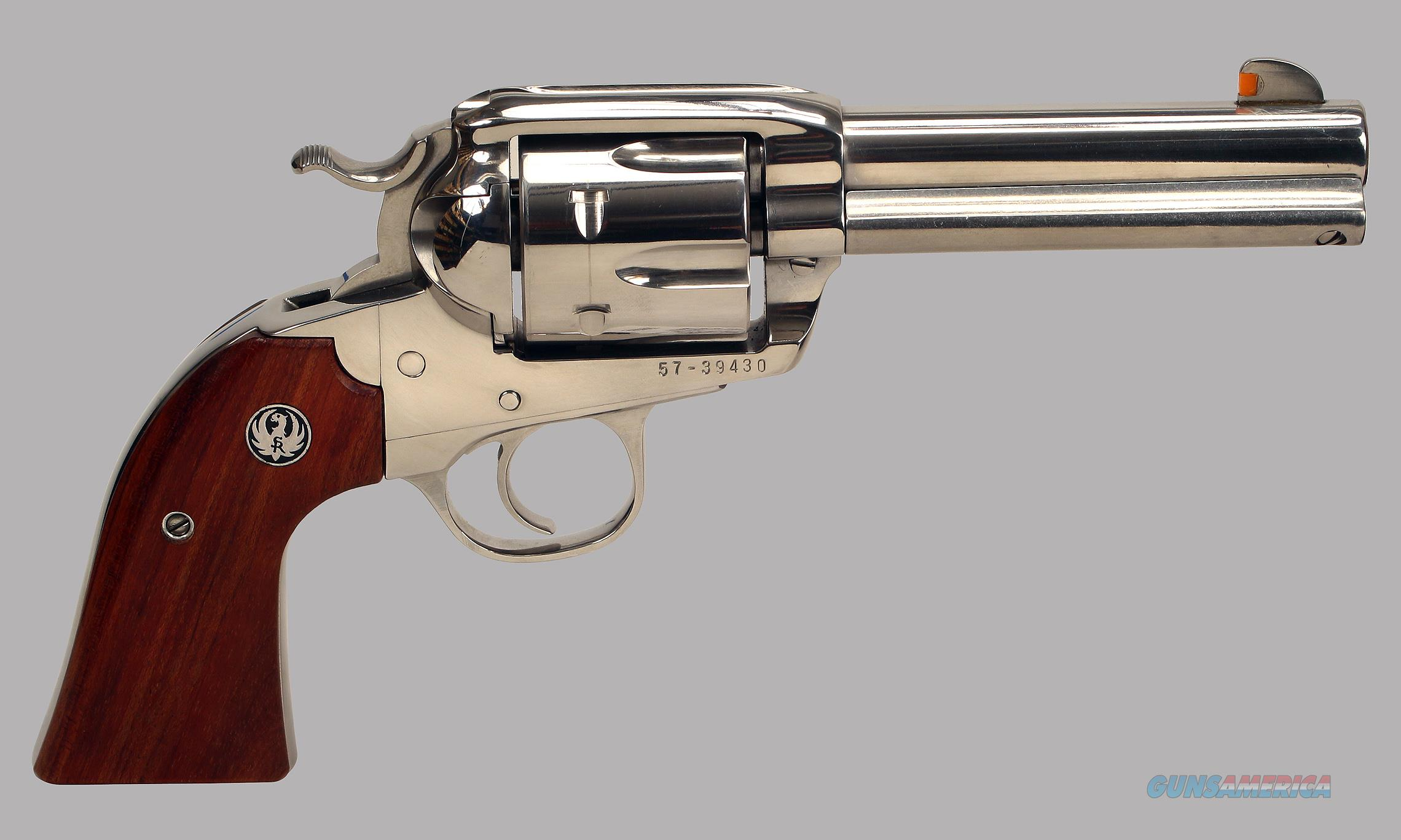 Ruger 45LC Vaquero Bisley Revolver  Guns > Pistols > Ruger Single Action Revolvers > Blackhawk Type