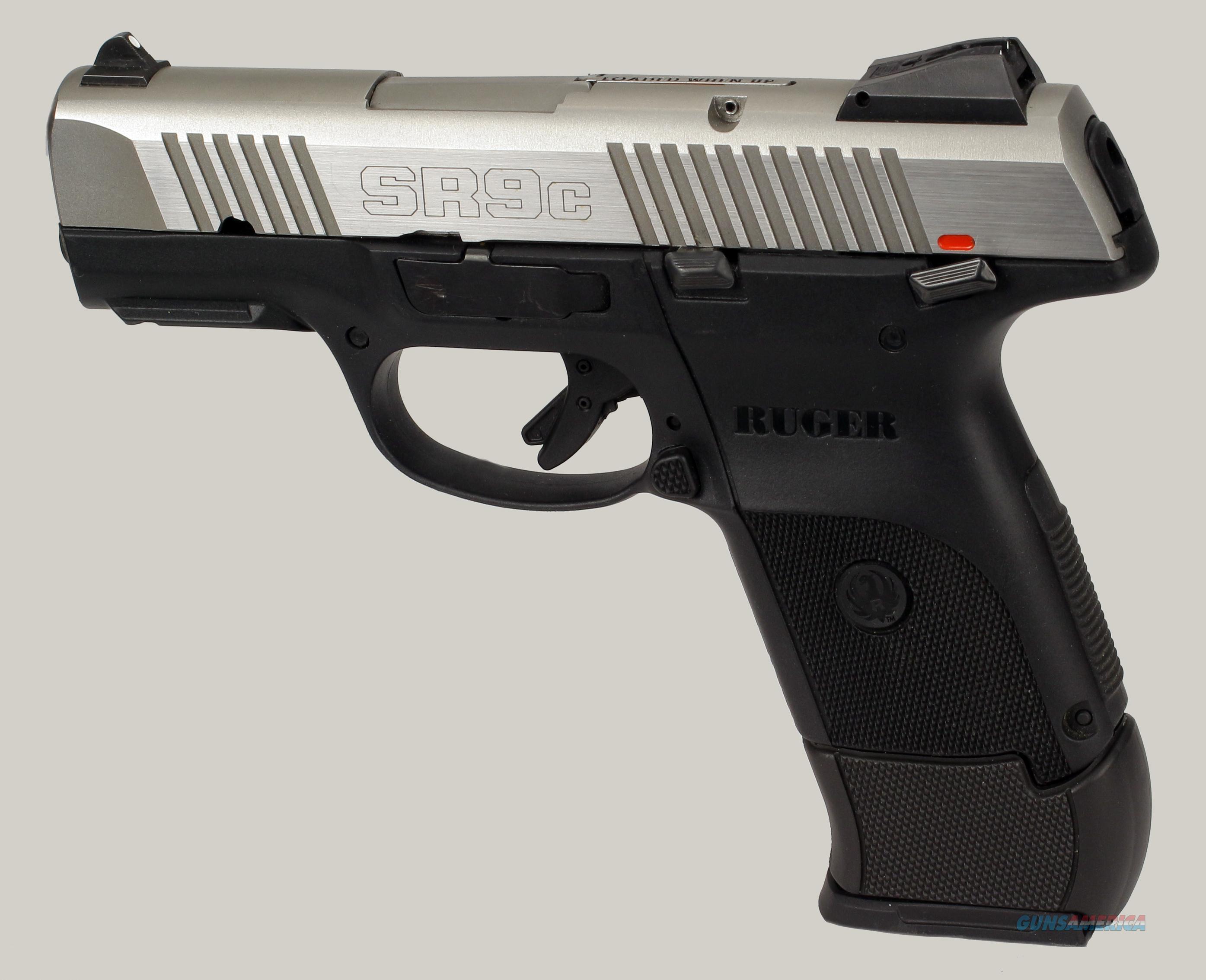 Midwest Auto Sales >> Ruger SR9C 9mm Pistol for sale