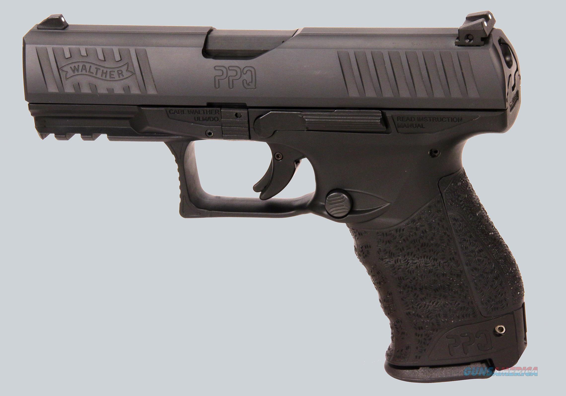 Walther 9mm PPQ M2 Pistol  Guns > Pistols > Walther Pistols > Post WWII > P99/PPQ