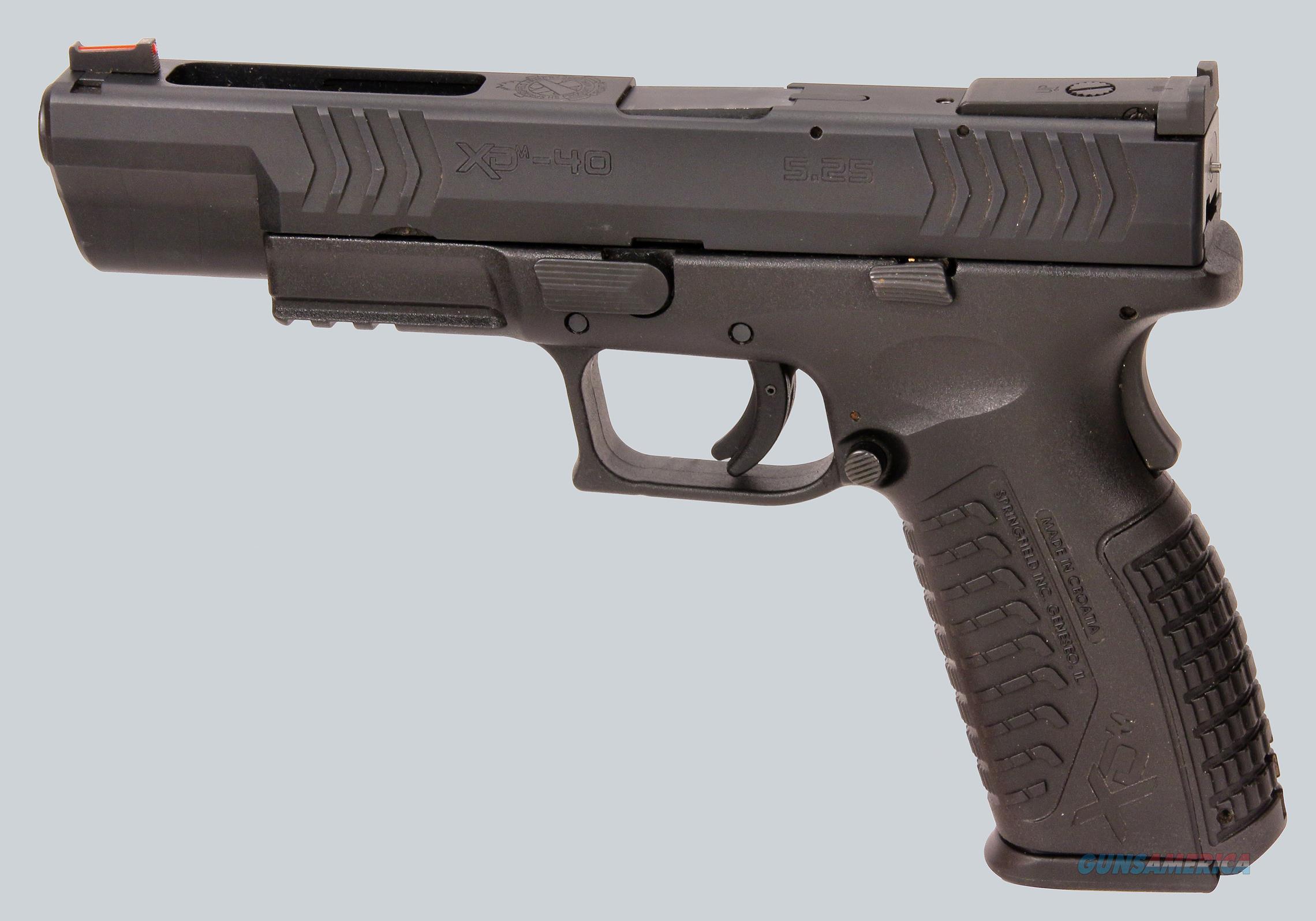 Springfield Armory 40cal S&W XD40 Pistol  Guns > Pistols > Springfield Armory Pistols > XD (eXtreme Duty)