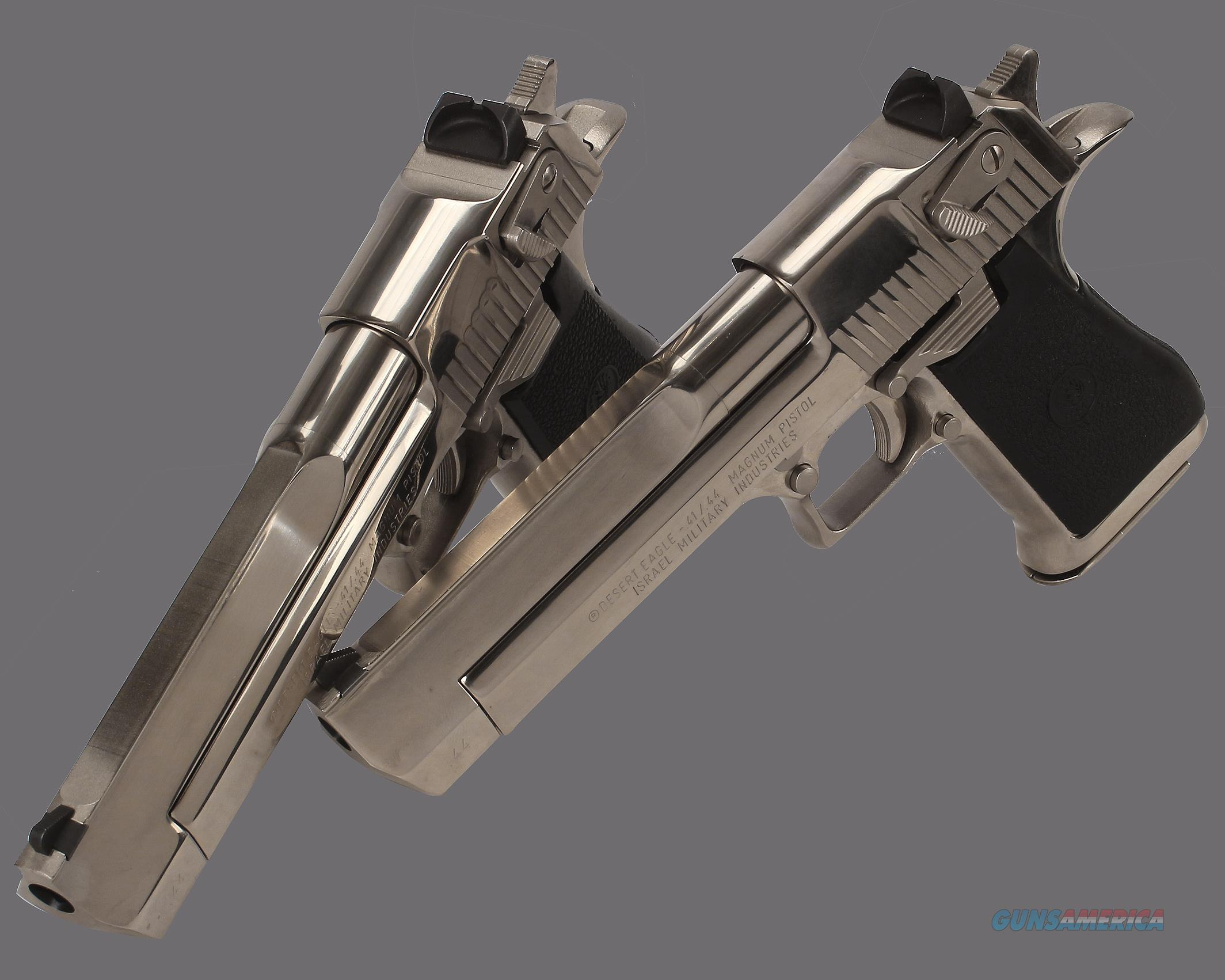 Magnum Research MK 7 Desert Eagle 44Mag Pistols  Guns > Pistols > Magnum Research Pistols