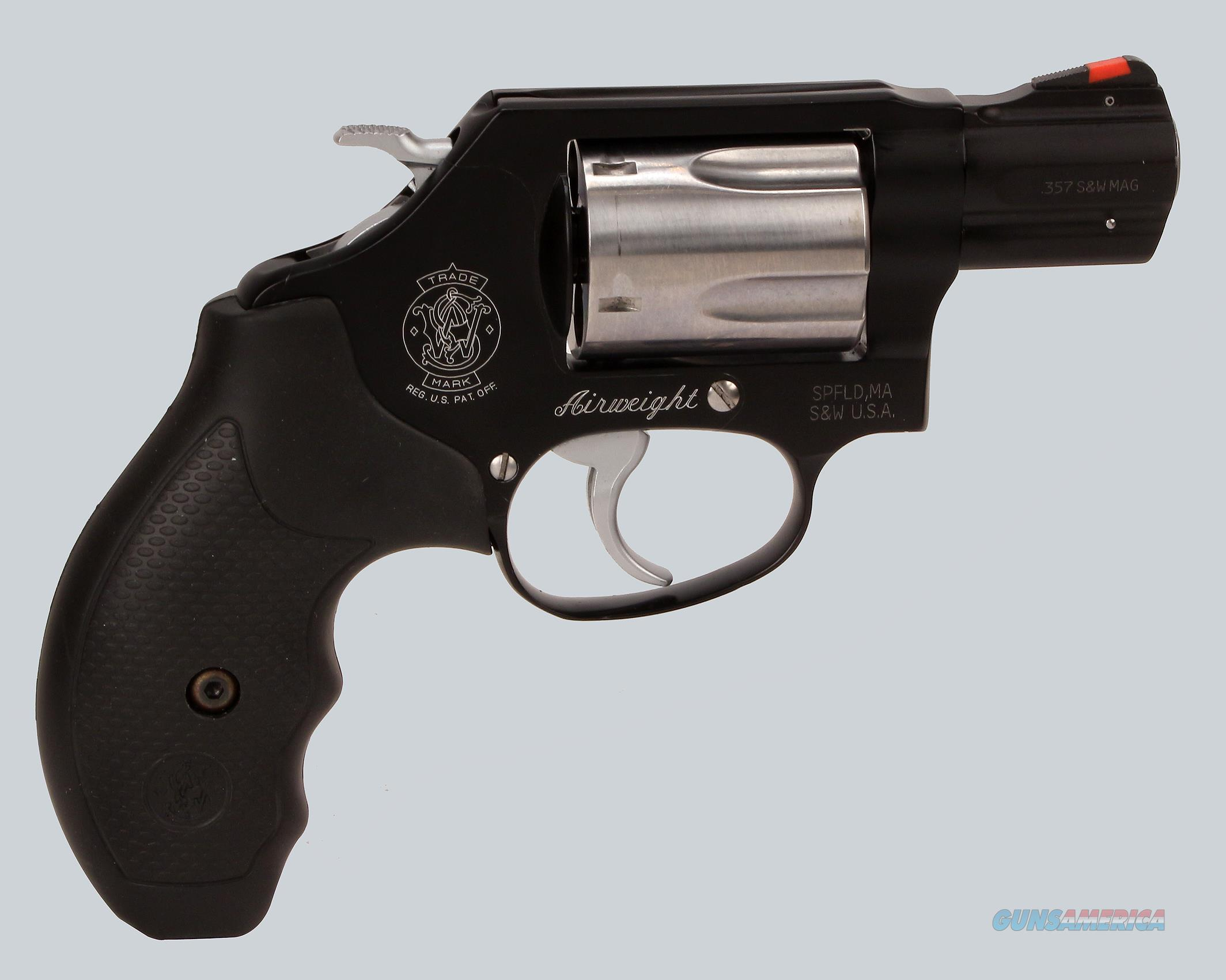 Smith & Wesson 357 Magnum 360J Airweight Revolver  Guns > Pistols > Smith & Wesson Revolvers > Small Frame ( J )