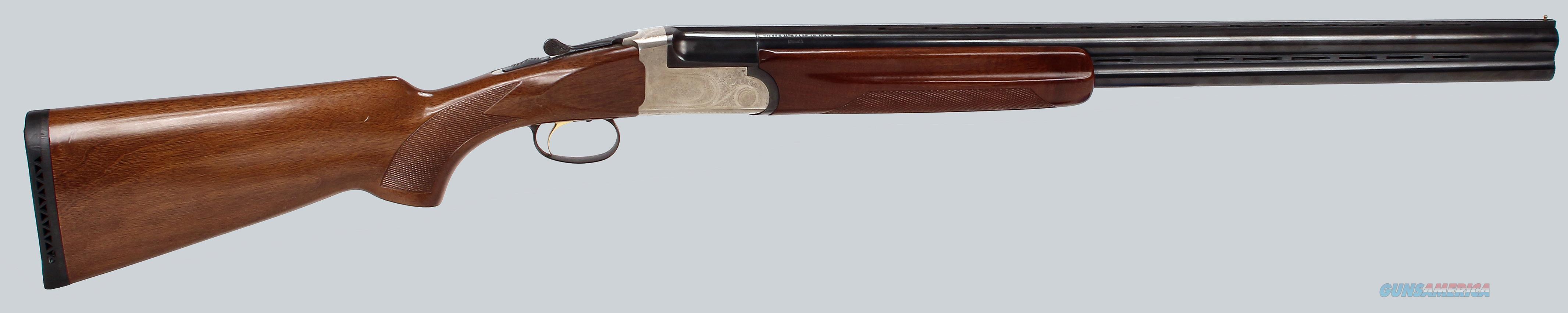 American Arms 12ga Silver II Shotgun  Guns > Shotguns > American Arms Shotguns