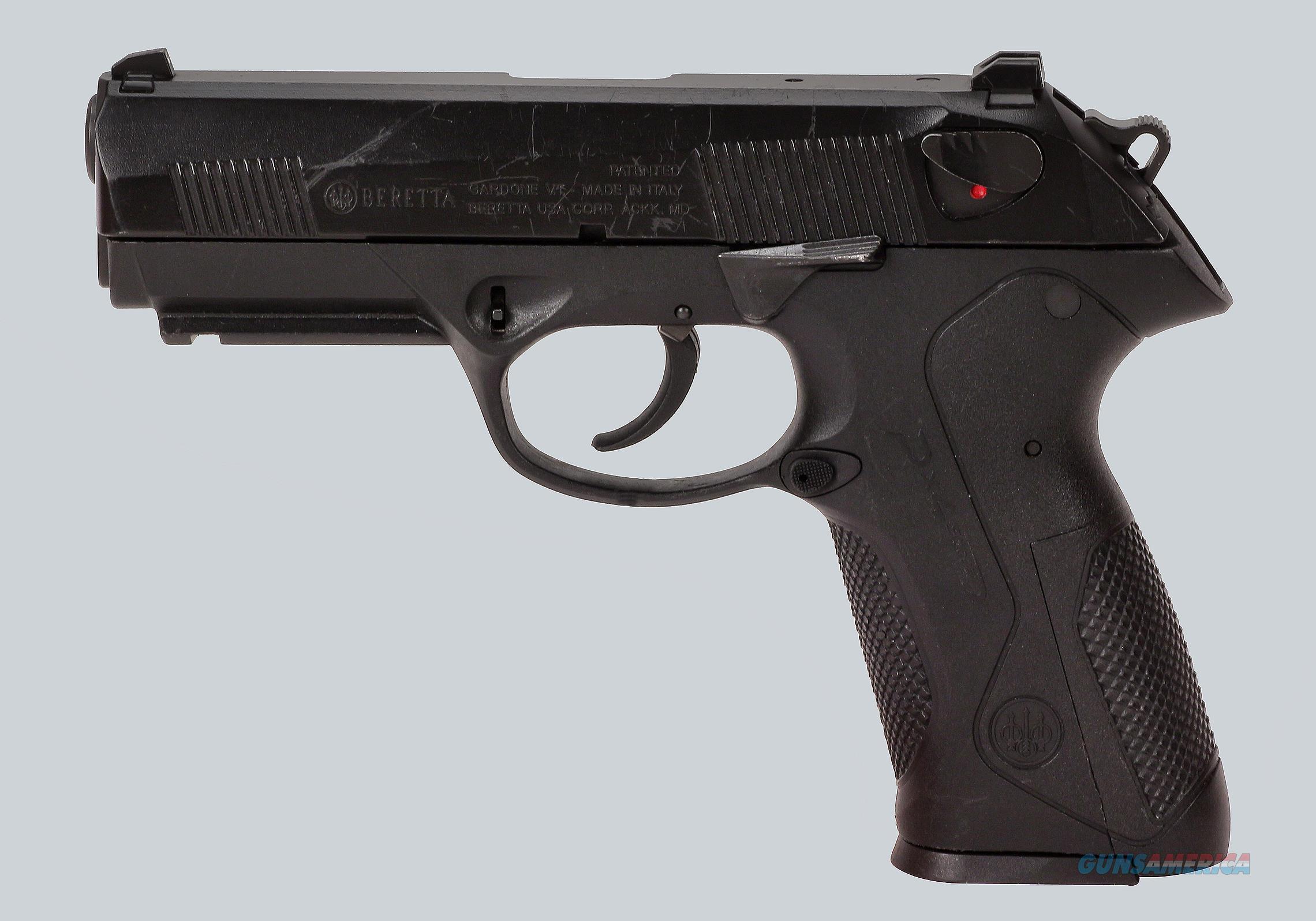 Beretta 40cal S&W Pistol  Guns > Pistols > Beretta Pistols > Polymer Frame