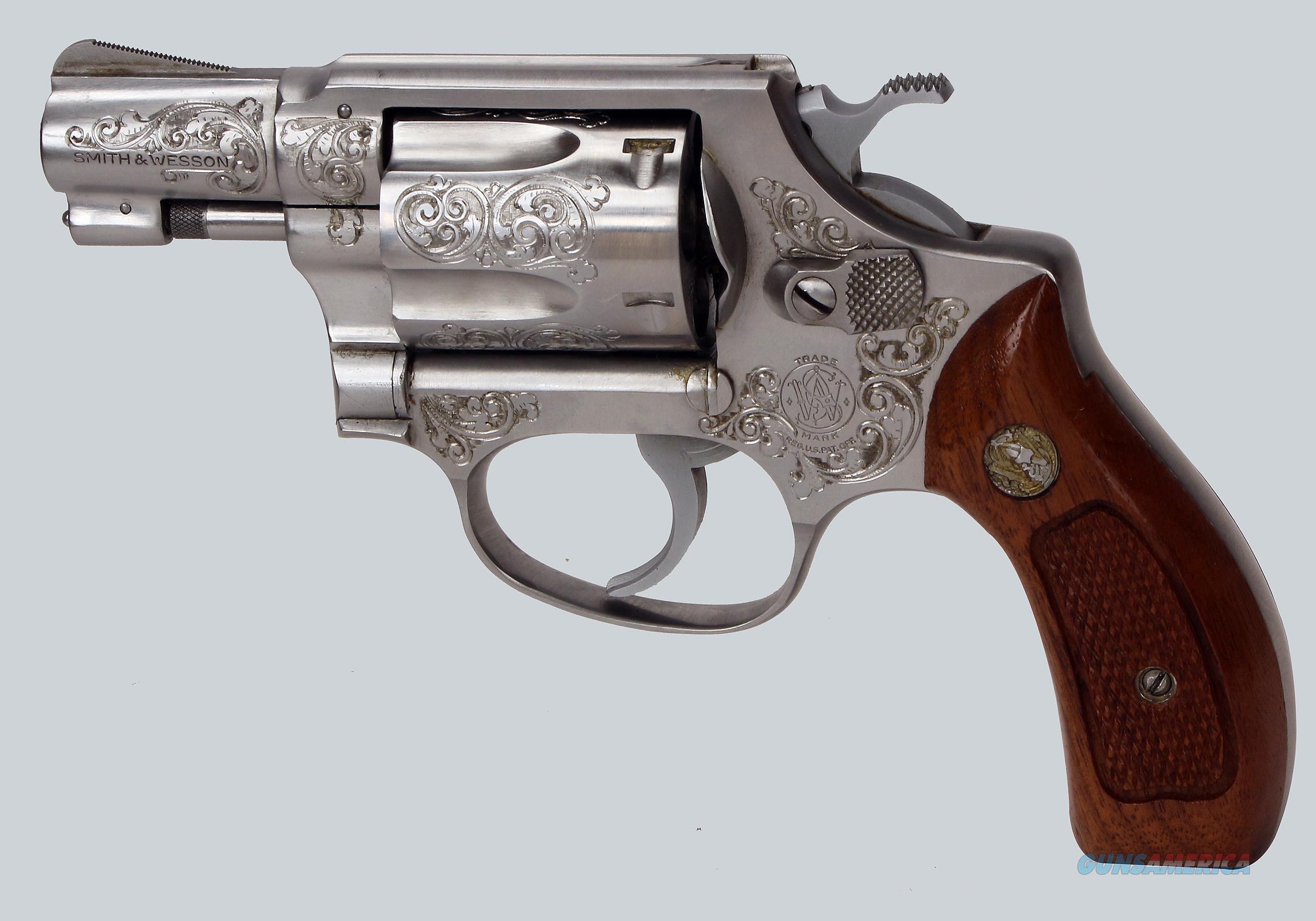 Smith & Wesson 38spl Model 60 Revolver  Guns > Pistols > Smith & Wesson Revolvers > Small Frame ( J )