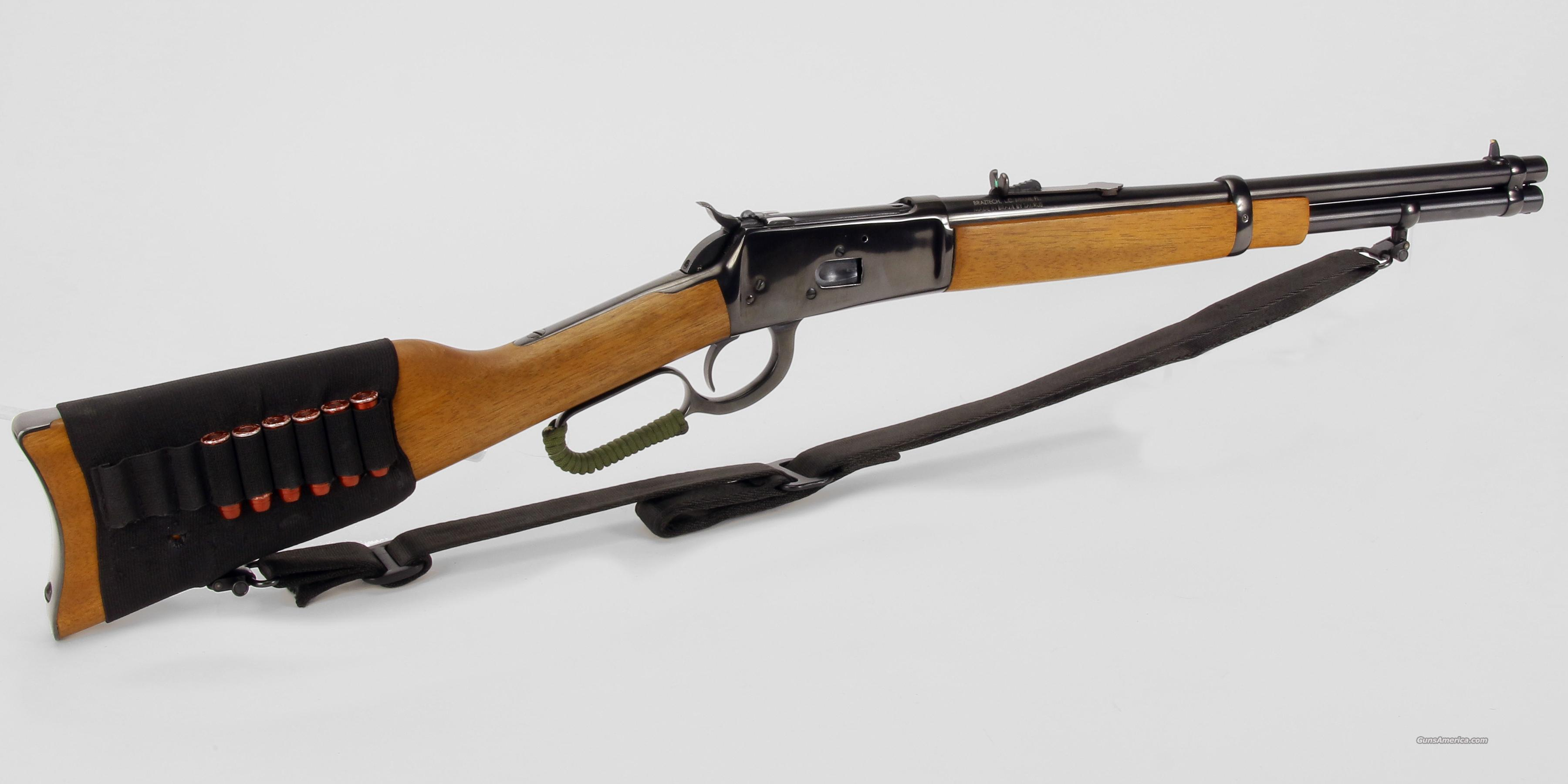Rossi R92 Lever Action Rifle  Guns > Rifles > Rossi Rifles > Cowboy