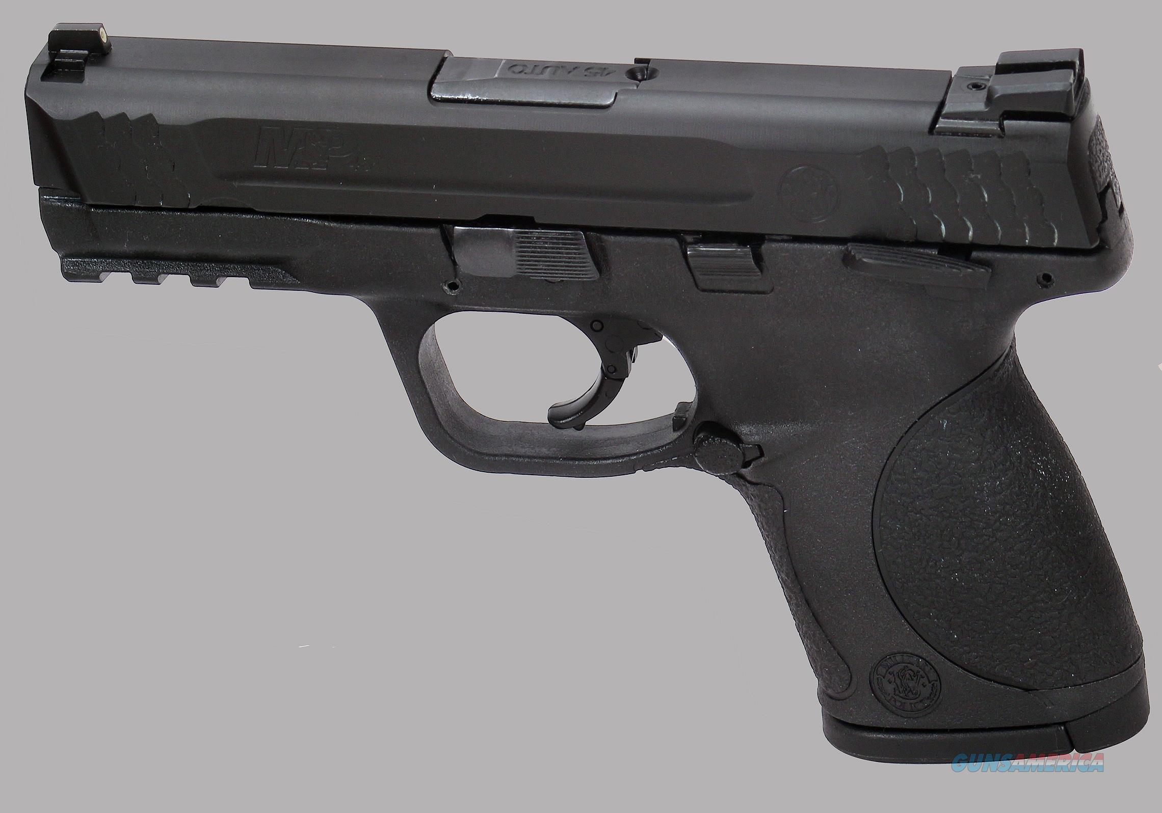 Smith & Wesson 45acp M&P 45 Pistol  Guns > Pistols > Smith & Wesson Pistols - Autos > Polymer Frame