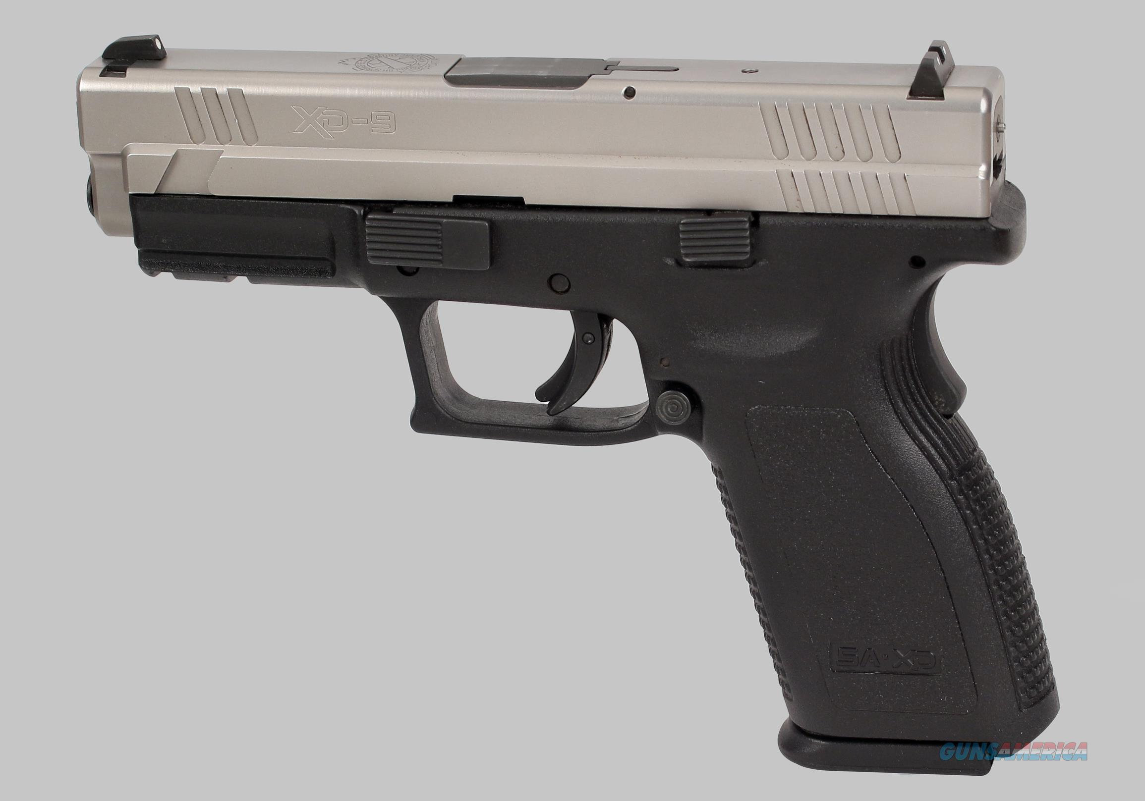 Springfield Armory M Xd9 Pistol For Sale