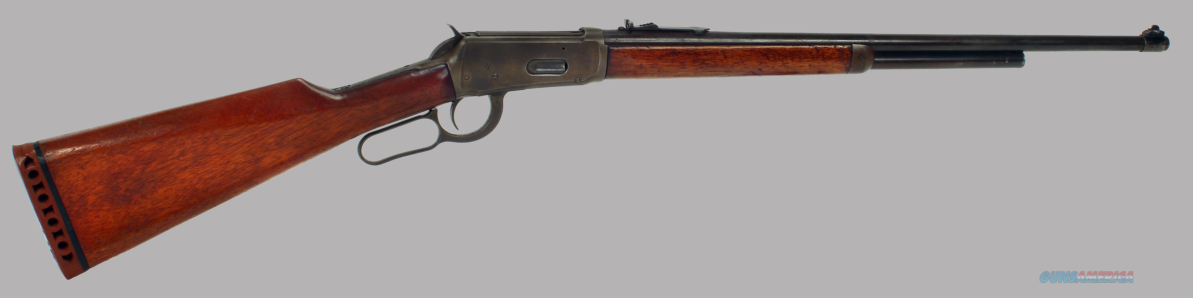 Winchester 30-30 Lever Action 1894 Rifle  Guns > Rifles > Winchester Rifles - Modern Lever > Model 94 > Pre-64