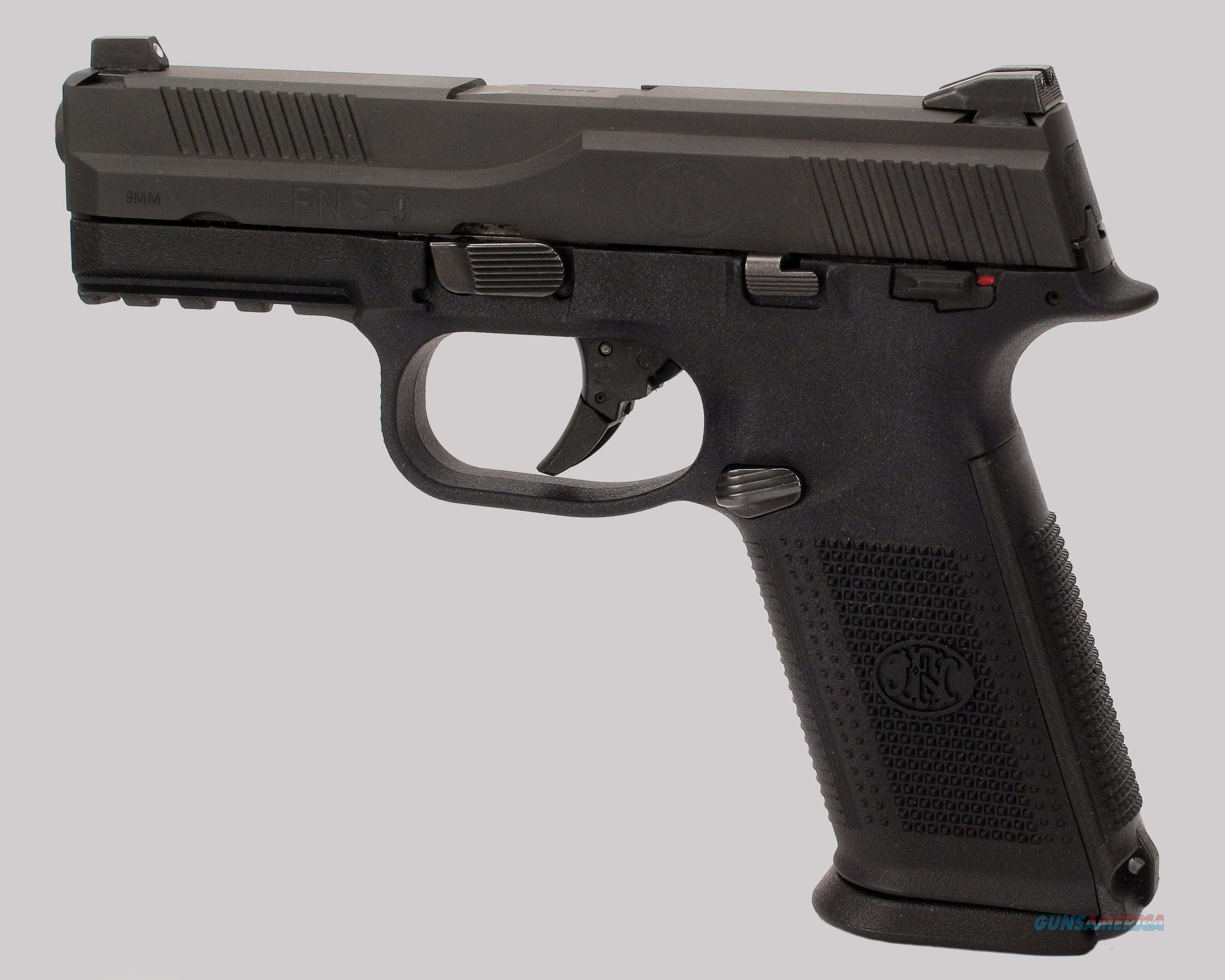 FN 9mm Pistol Model FNS 9  Guns > Pistols > FNH - Fabrique Nationale (FN) Pistols > FNP