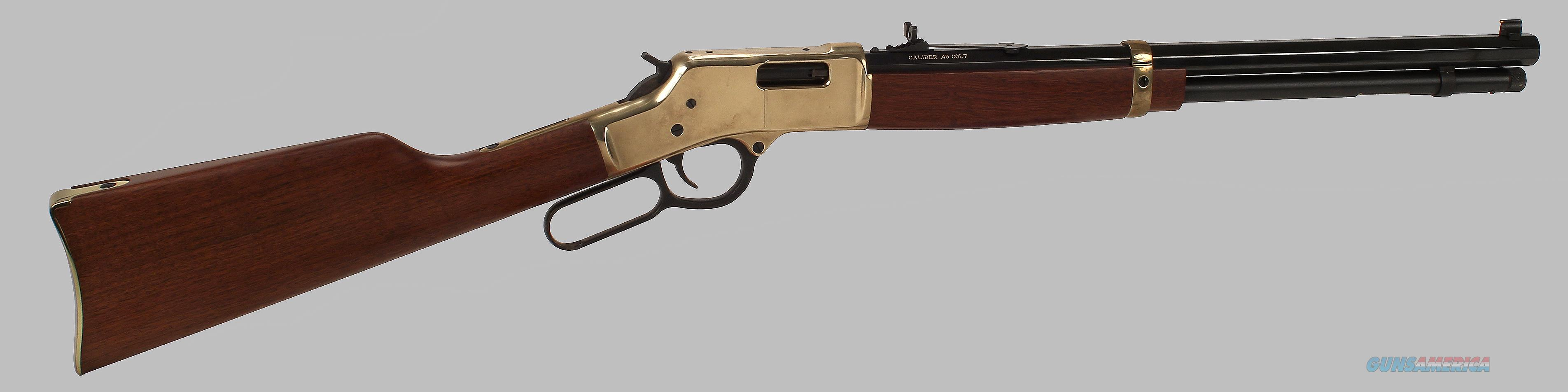 Henry Big Boy 45LC Lever Action Rifle  Guns > Rifles > Henry Rifle Company