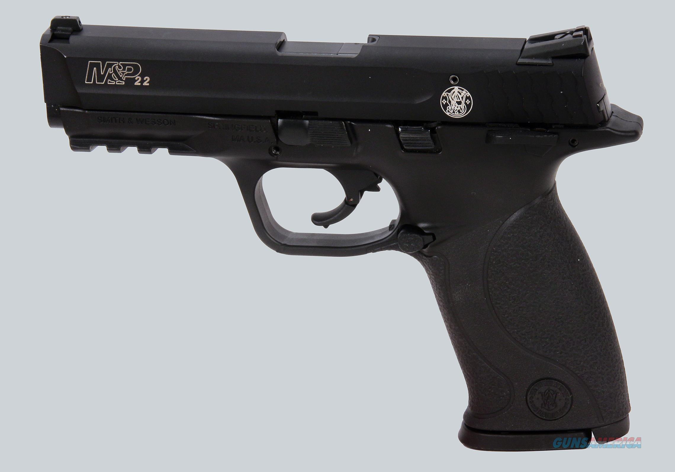 Smith & Wesson 22LR M&P 22 Pistol  Guns > Pistols > Smith & Wesson Pistols - Autos > .22 Autos