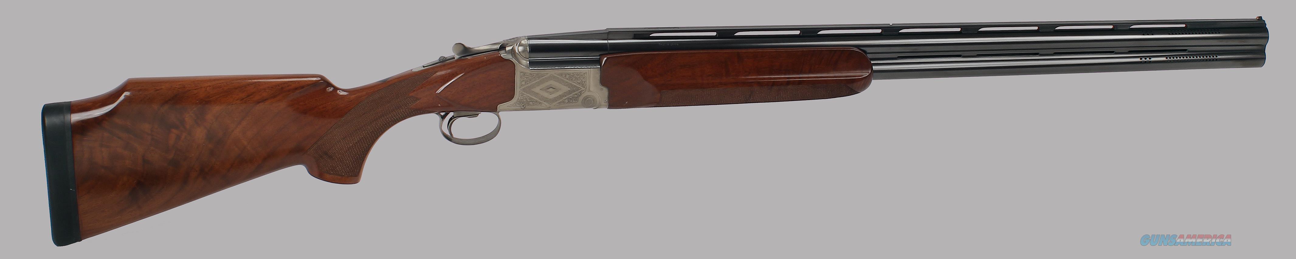 Winchester 101 Diamond Grade 12ga O/U & Single Barrel Shotgun  Guns > Shotguns > Winchester Shotguns - Modern > O/U > Trap/Skeet