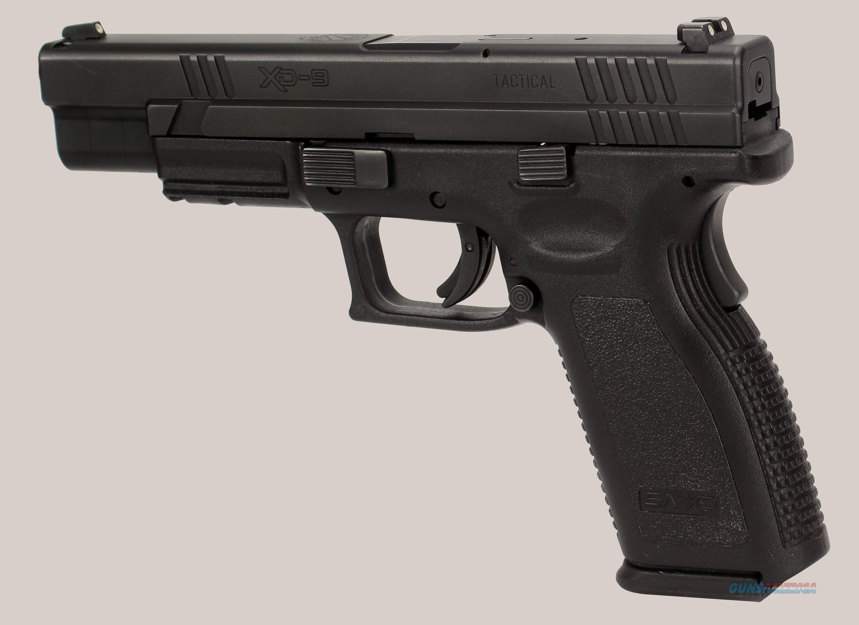 Springfield Model Xd9 Pistol For Sale