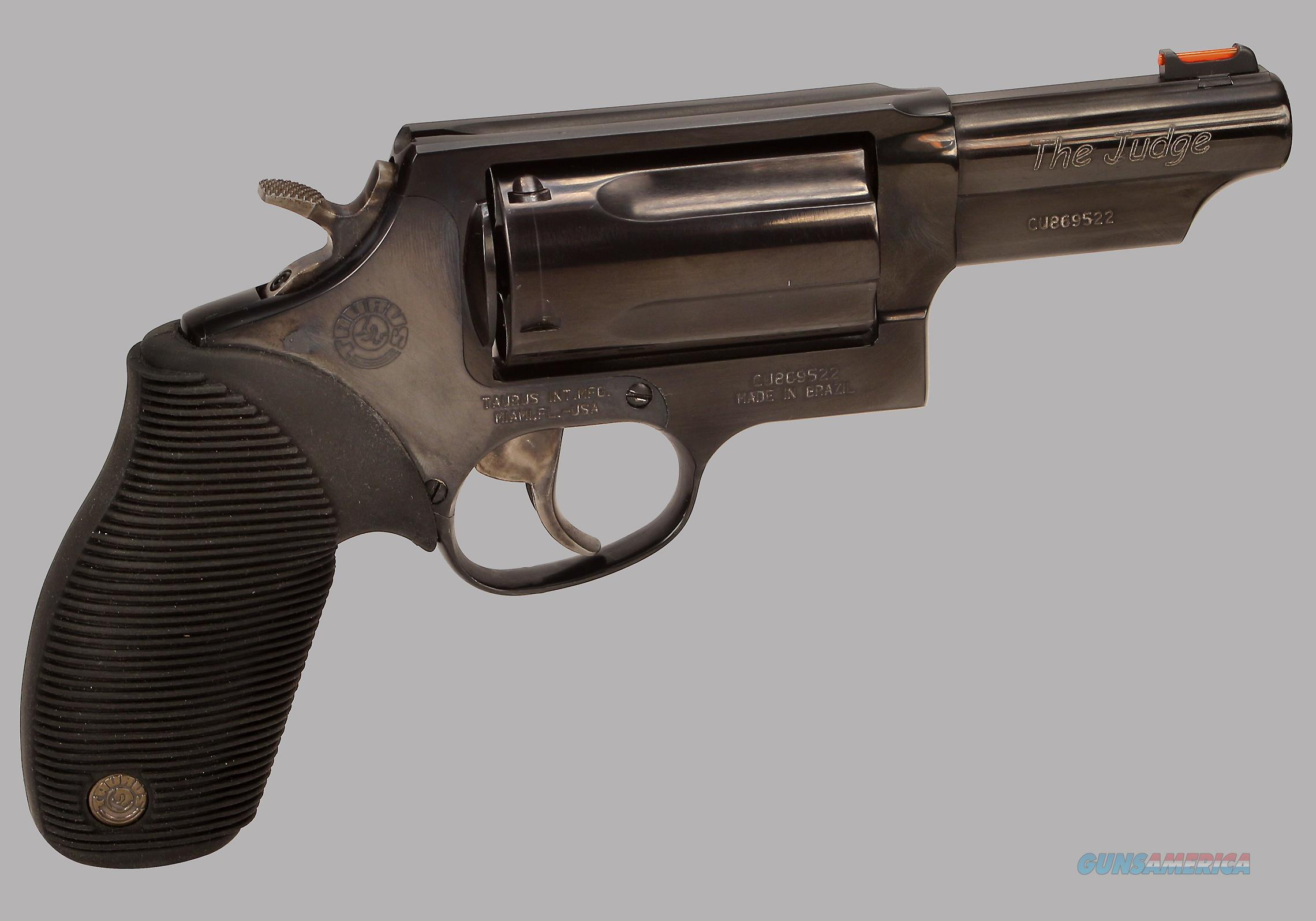 Taurus 4510 Ultra-Lite The Judge Revolver  Guns > Pistols > Taurus Pistols > Revolvers