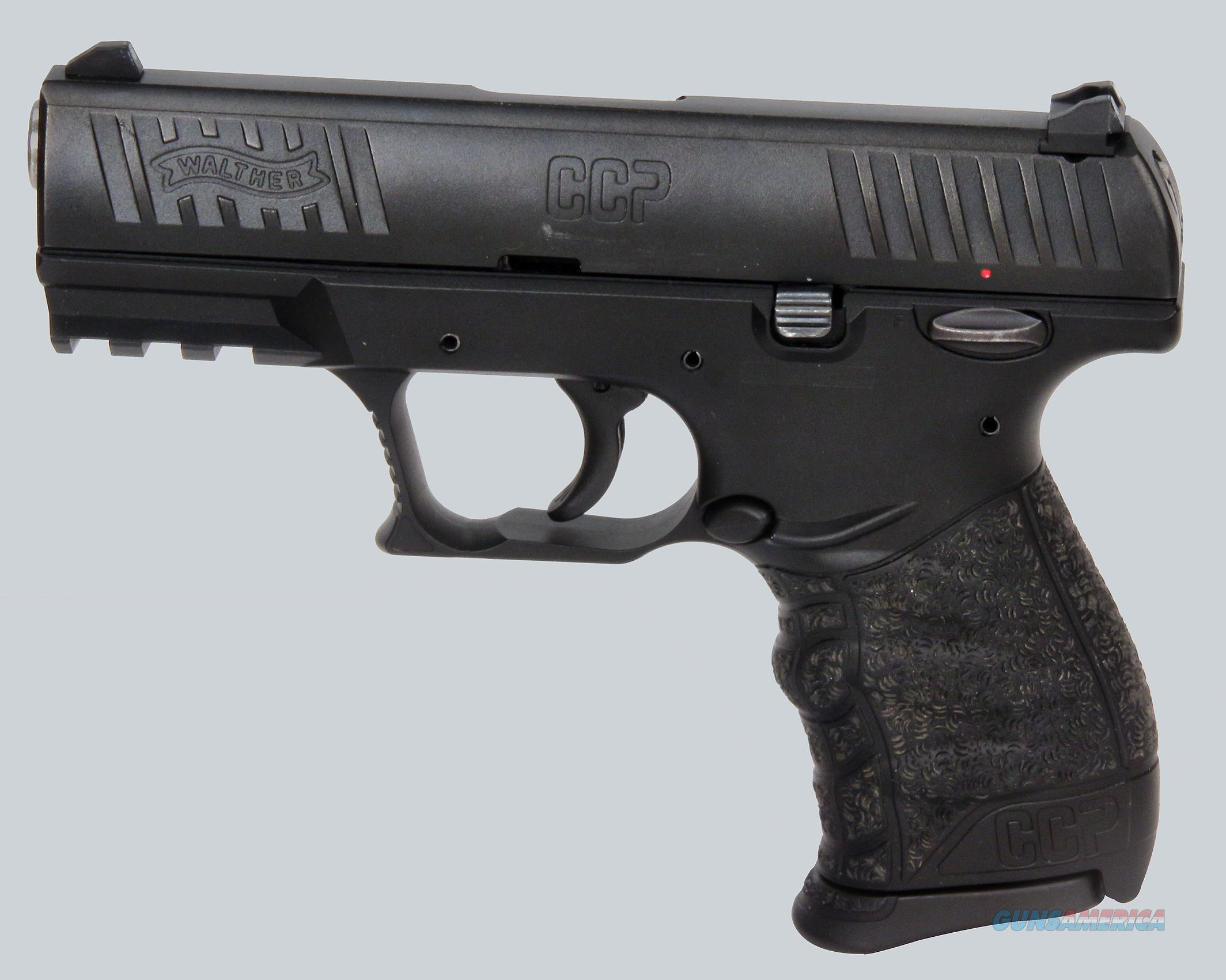 Walther 9mm CCP Pistol  Guns > Pistols > Walther Pistols > Post WWII > CCP