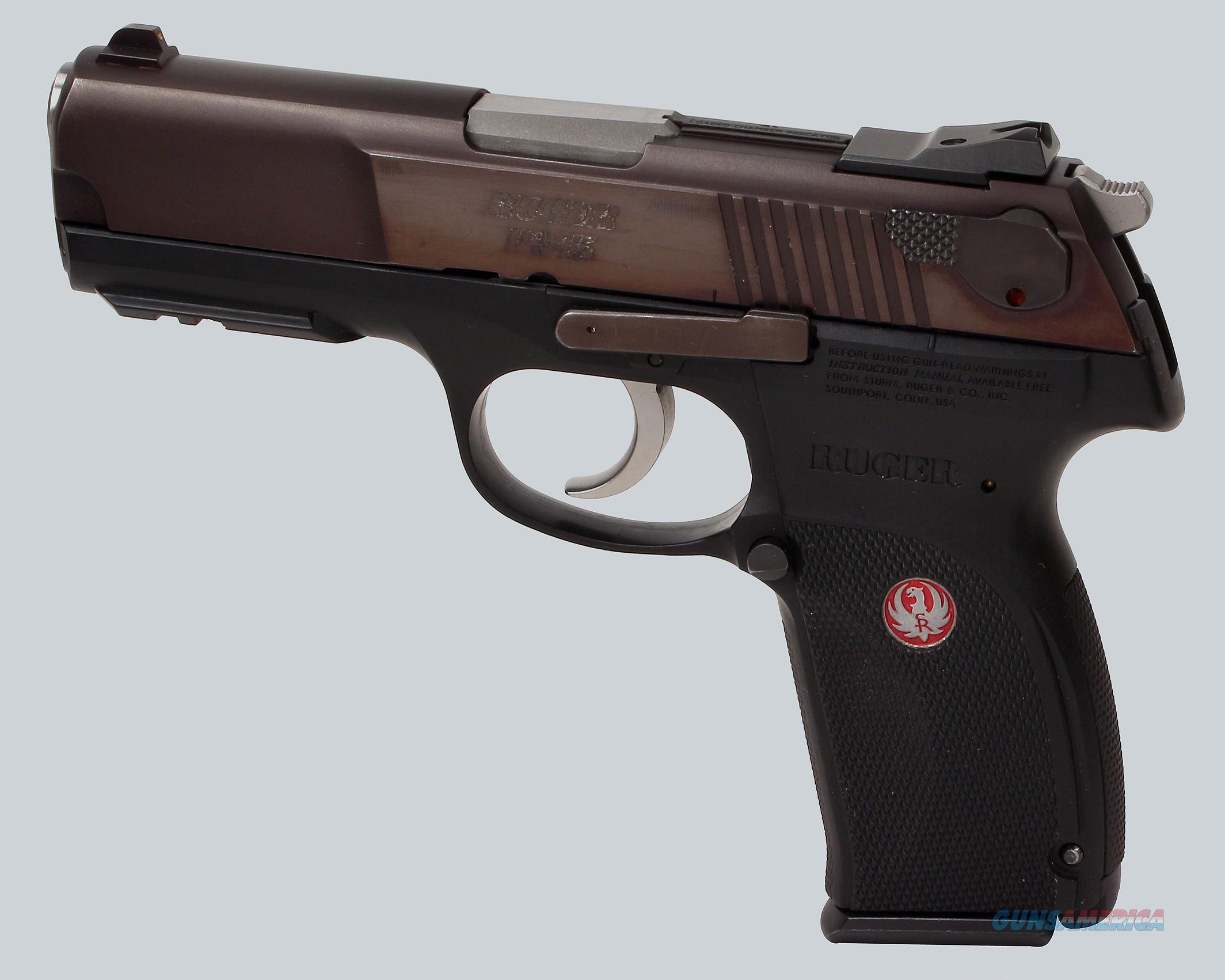 Ruger 45acp Model P345 Pistol  Guns > Pistols > Sig - Sauer/Sigarms Pistols > P320