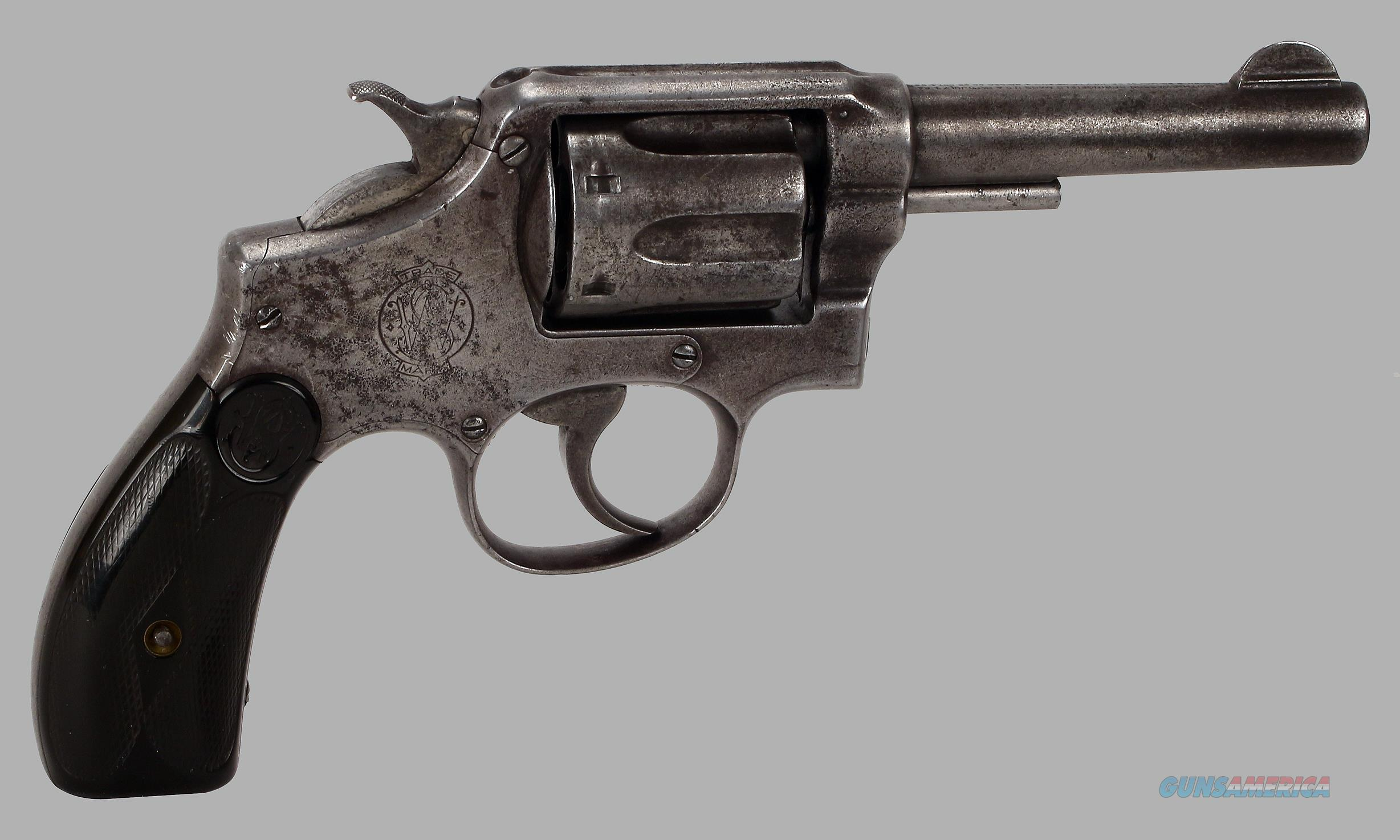 Smith & Wesson 32-20 Hand Eject Revolver  Guns > Pistols > Smith & Wesson Revolvers > Model 10