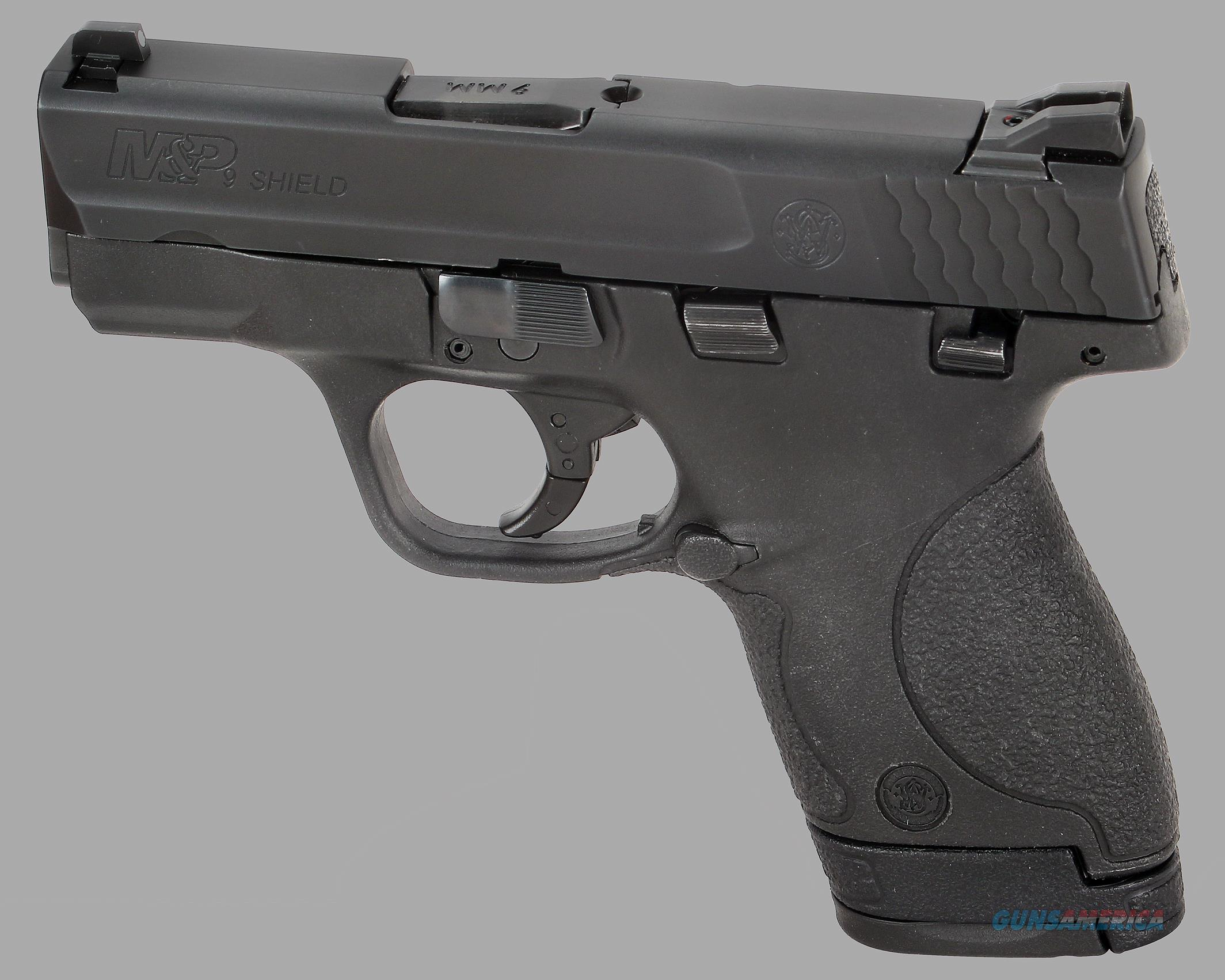 Smith & Wesson 9mm M&P9 Pistol  Guns > Pistols > Smith & Wesson Pistols - Autos > Polymer Frame