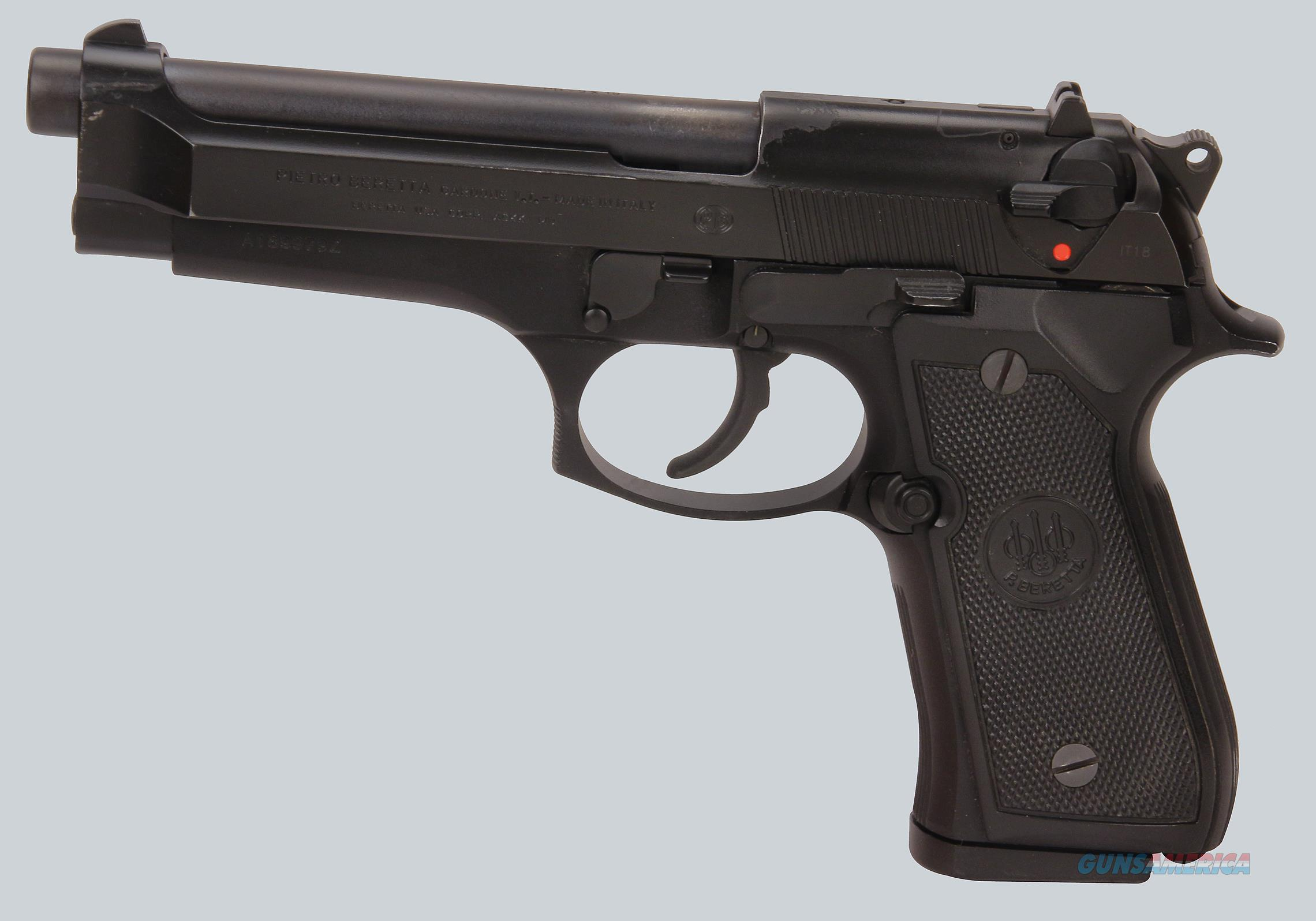 Beretta 9mm 92FS Pistol  Guns > Pistols > Beretta Pistols > Model 92 Series