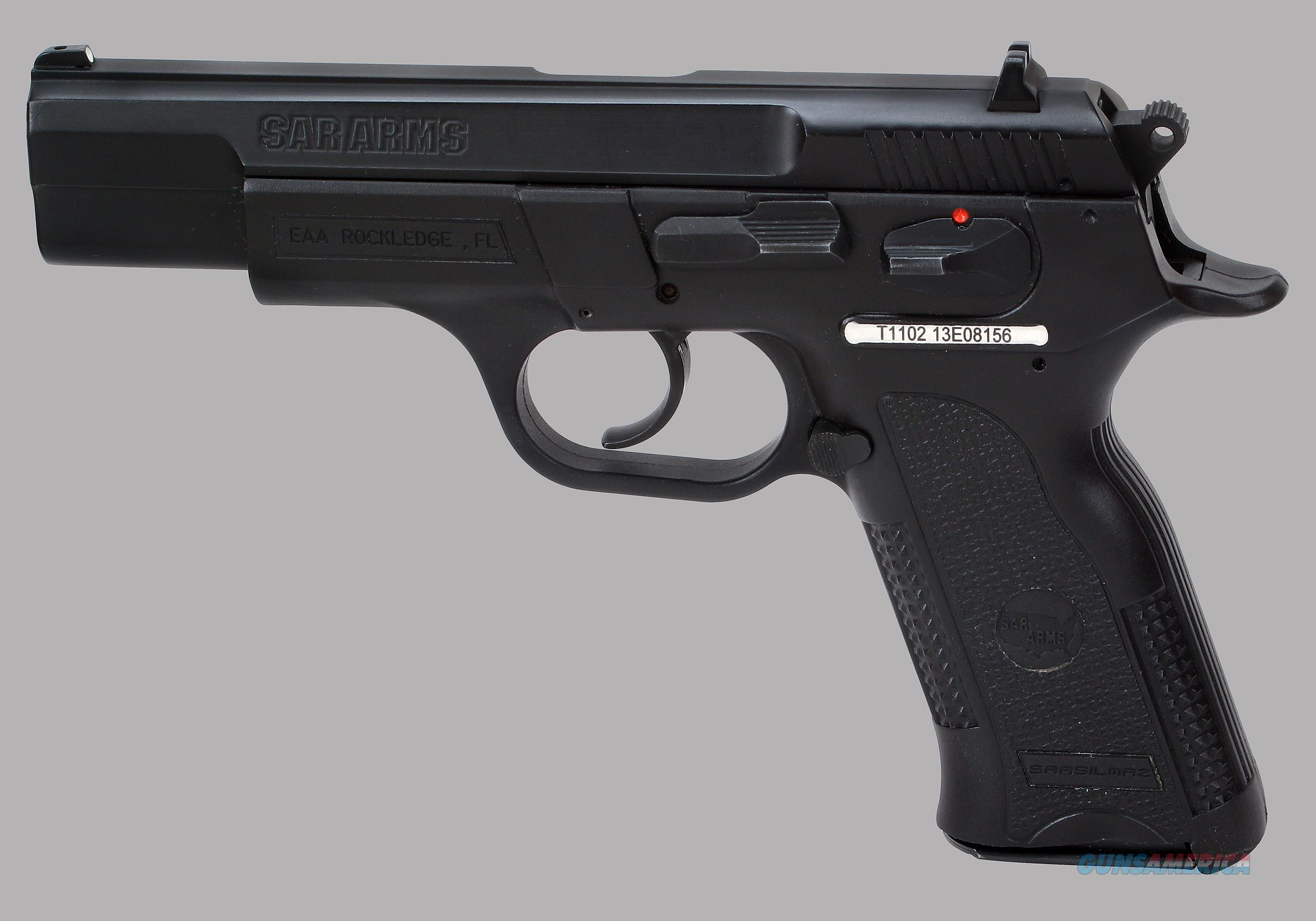 SAR Arms (EAA) 9mm Model SARB6P Pistol  Guns > Pistols > EAA Pistols > Other
