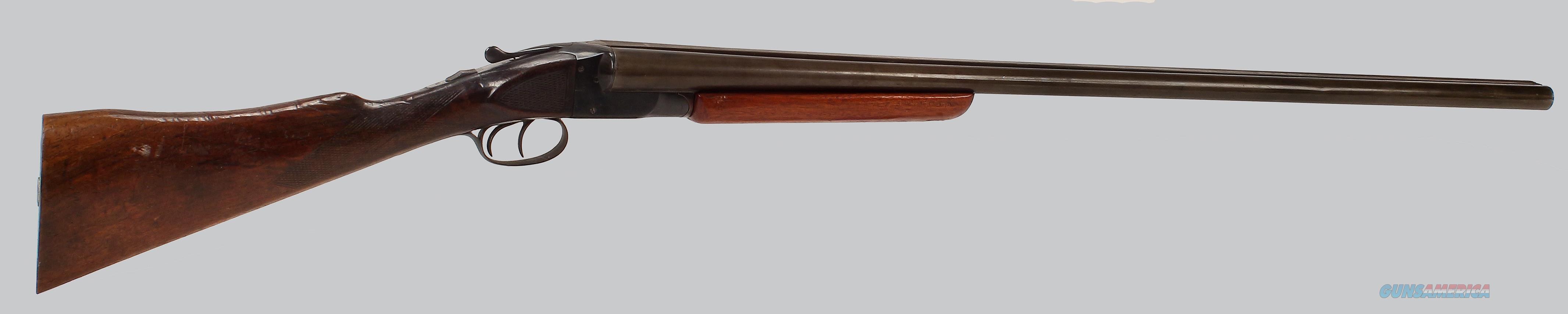 Hibspebar SxS 12ga Shotgun  Guns > Shotguns > H Misc Shotguns