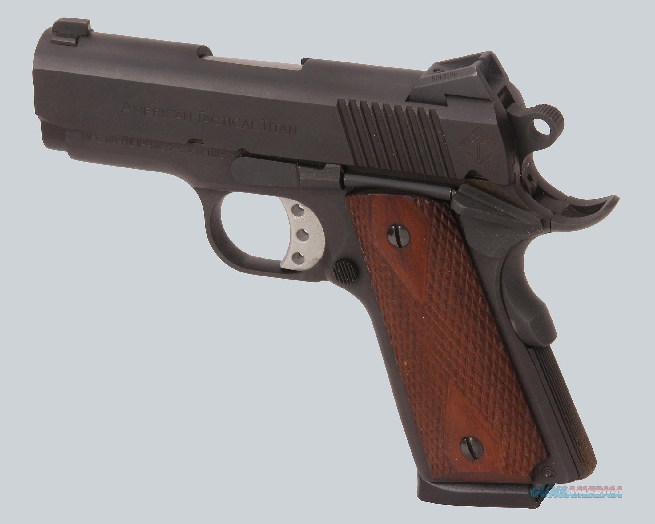 American Tactical (ATI) 45acp Titan Pistol  Guns > Pistols > American Tactical Imports Pistols