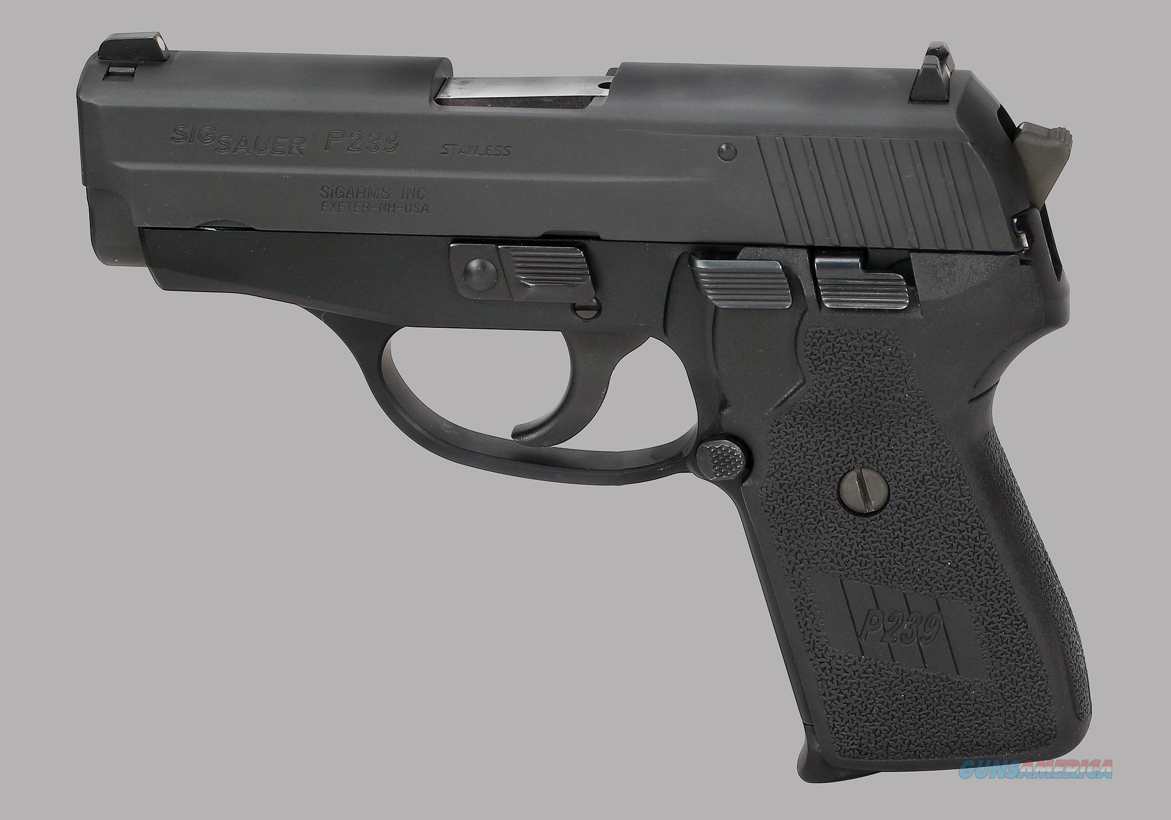 Sigarms 40cal S&W P239 Pistol  Guns > Pistols > Sig - Sauer/Sigarms Pistols > P239