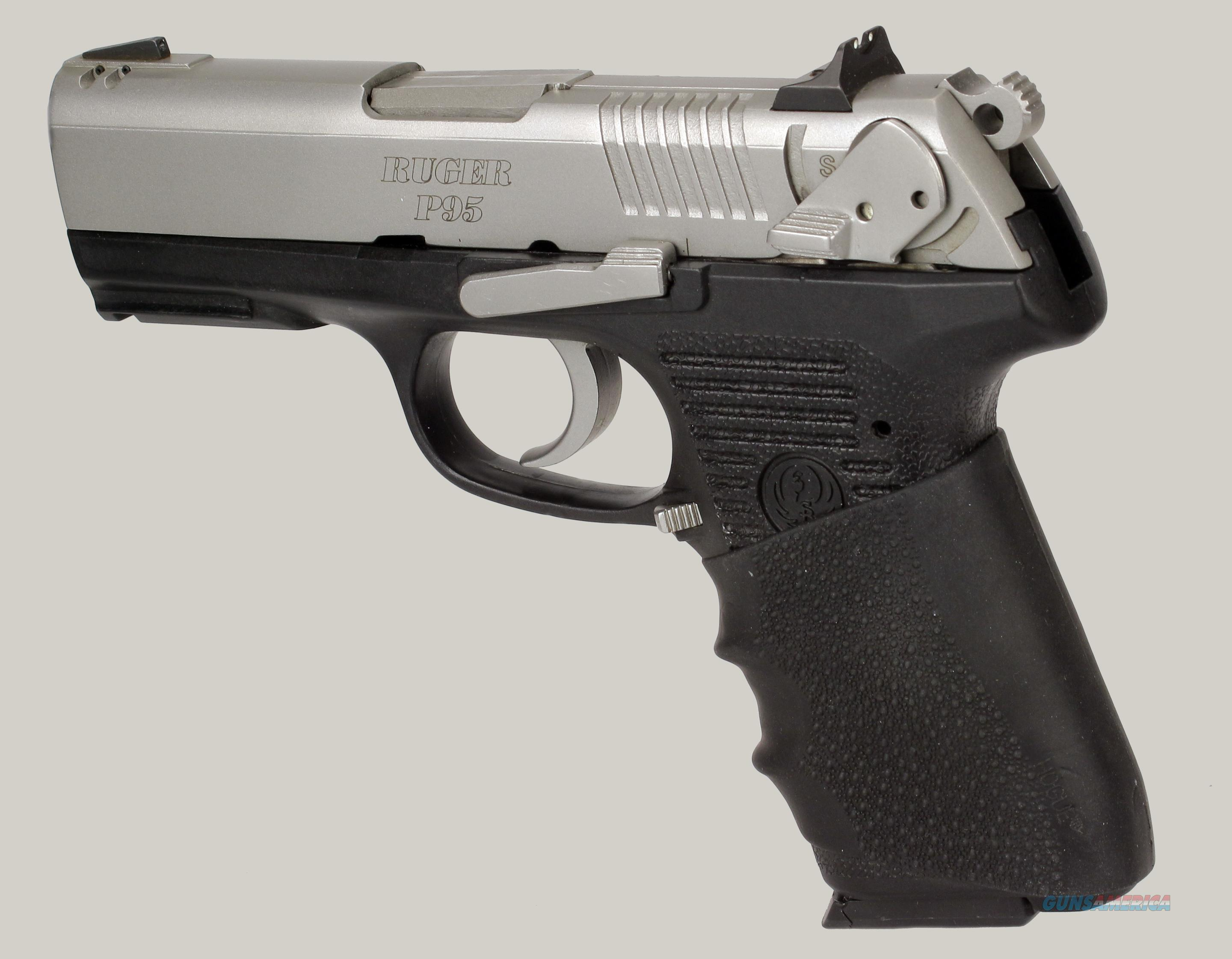 Ruger 9mm Pistol Model P95 for sale