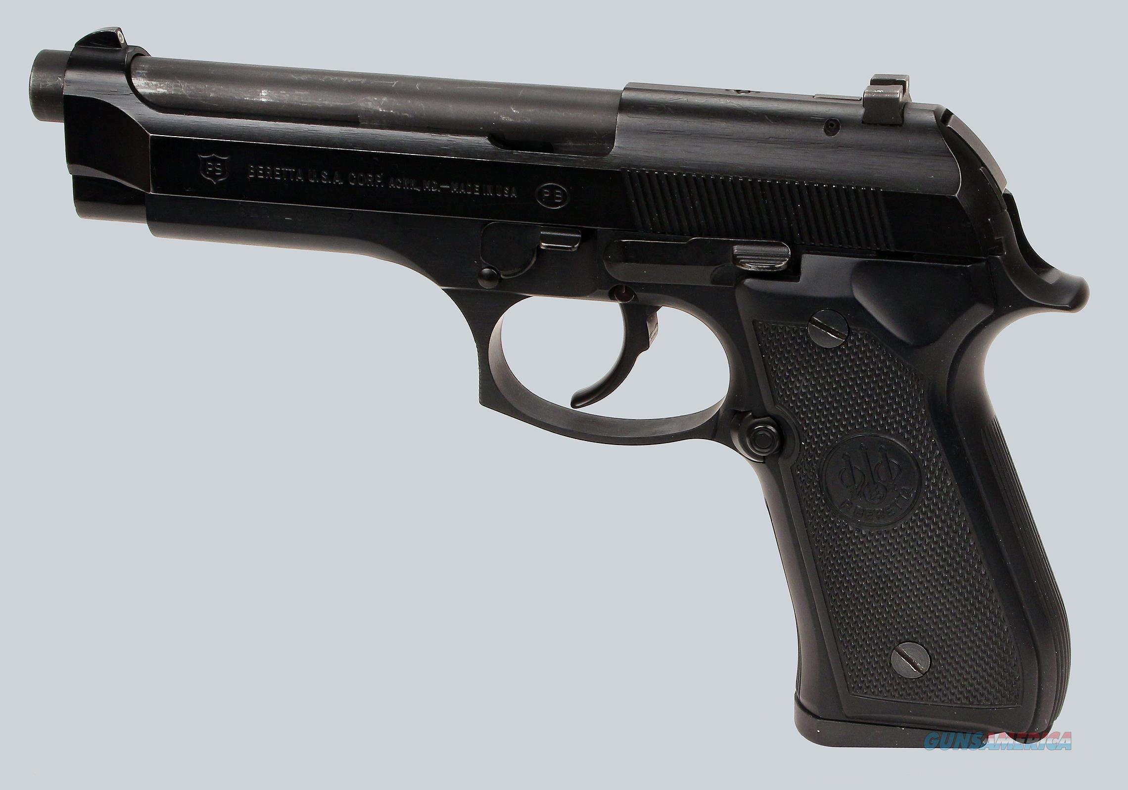 Beretta 9mm 92D Pistol  Guns > Pistols > Beretta Pistols > Model 92 Series