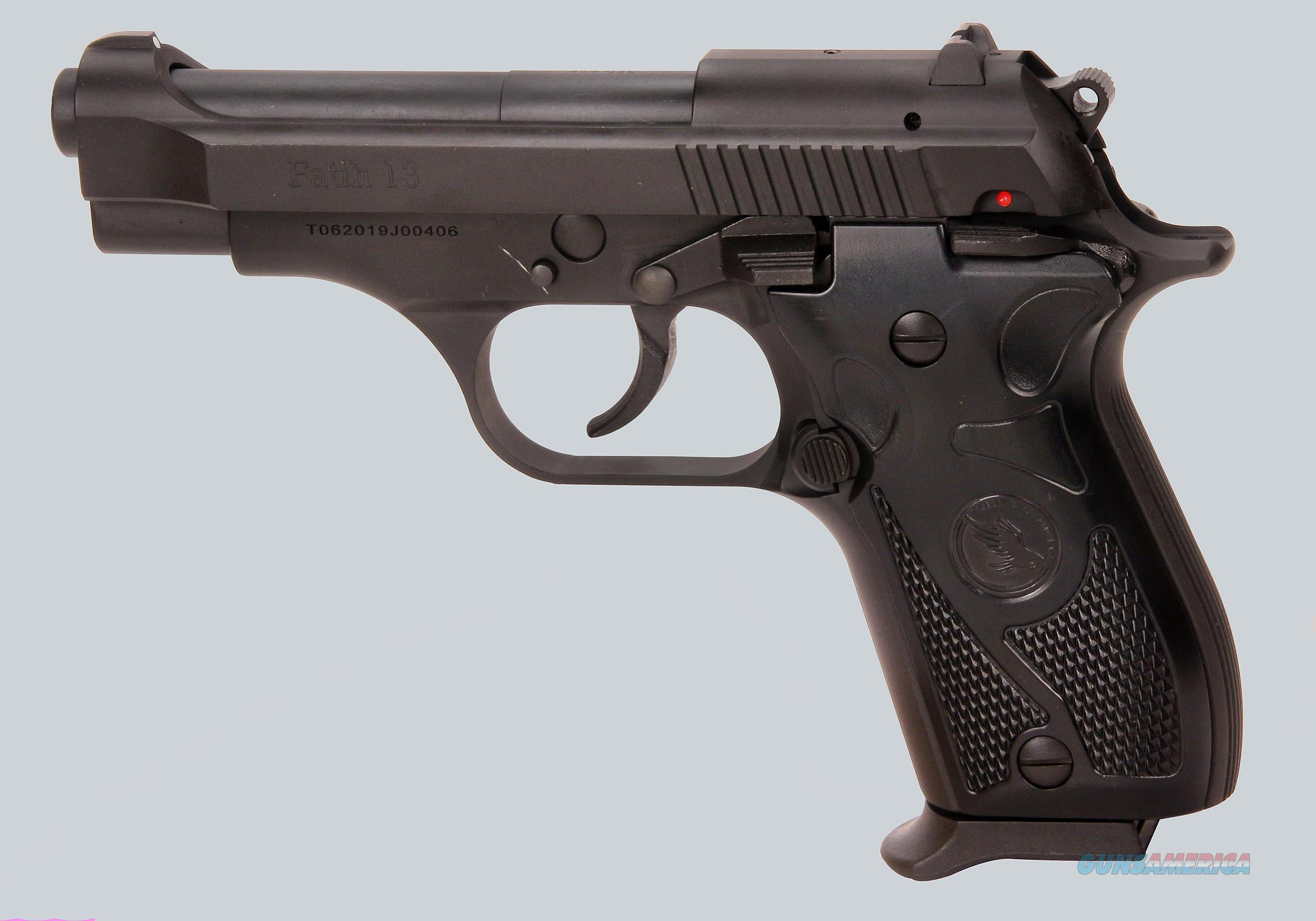 Tisas 380acp Model Fatih 13 Pistol  Guns > Pistols > TU Misc Pistols