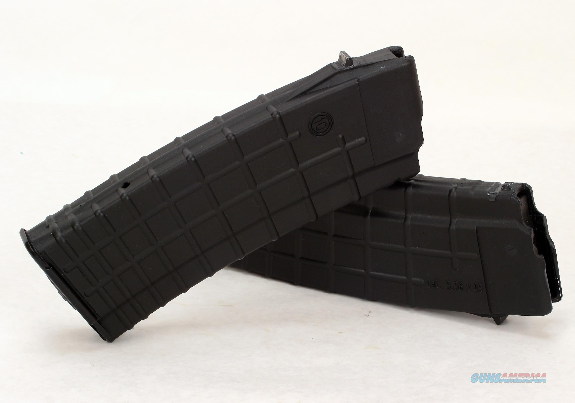 AK Mags 5.56x45 Circle 10 Magazine  Non-Guns > Magazines & Clips > Rifle Magazines > AK Family