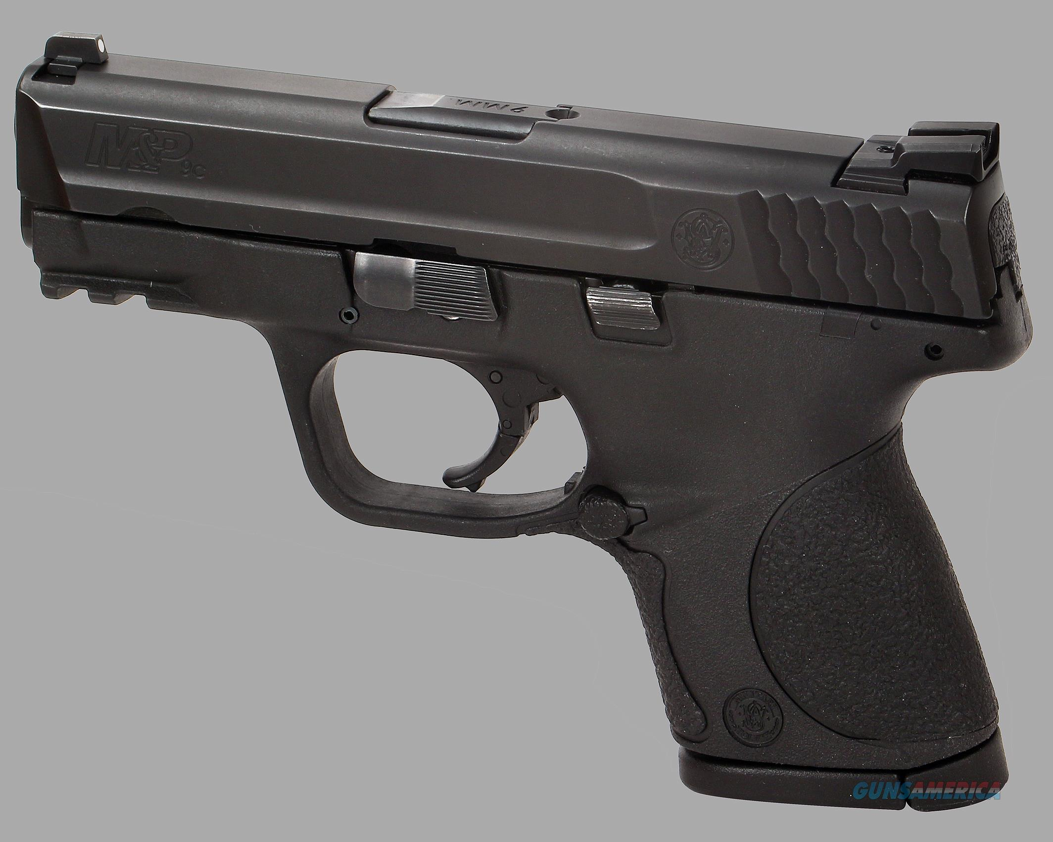 Smith & Wesson 9mm M&P Pistol  Guns > Pistols > Smith & Wesson Pistols - Autos > Polymer Frame
