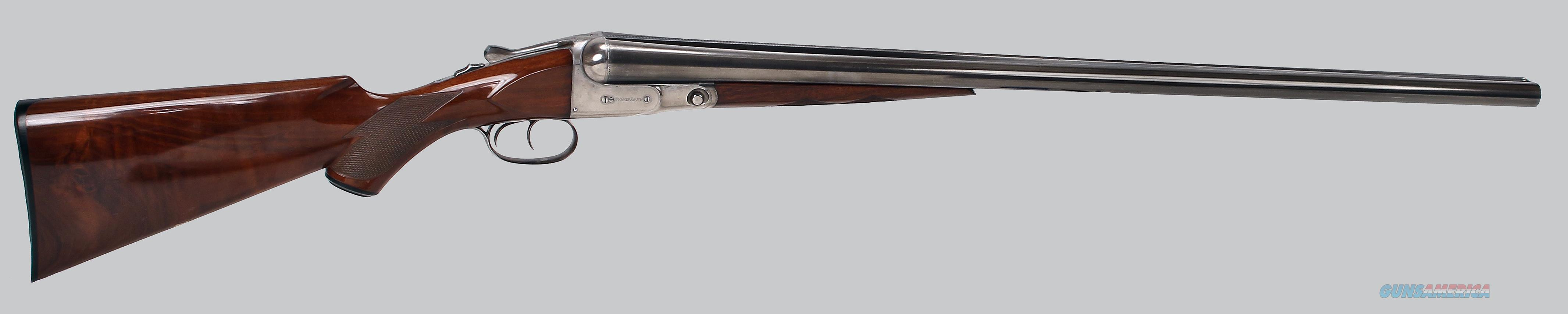 Parker Brothers Model VH SxS 12ga Shotgun  Guns > Shotguns > Parker Shotguns
