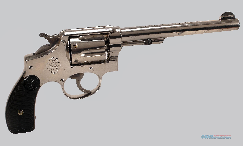 Smith & Wesson 38 M&P 2nd Model DBL Action 38spl Revolver  Guns > Pistols > Smith & Wesson Revolvers > Full Frame Revolver