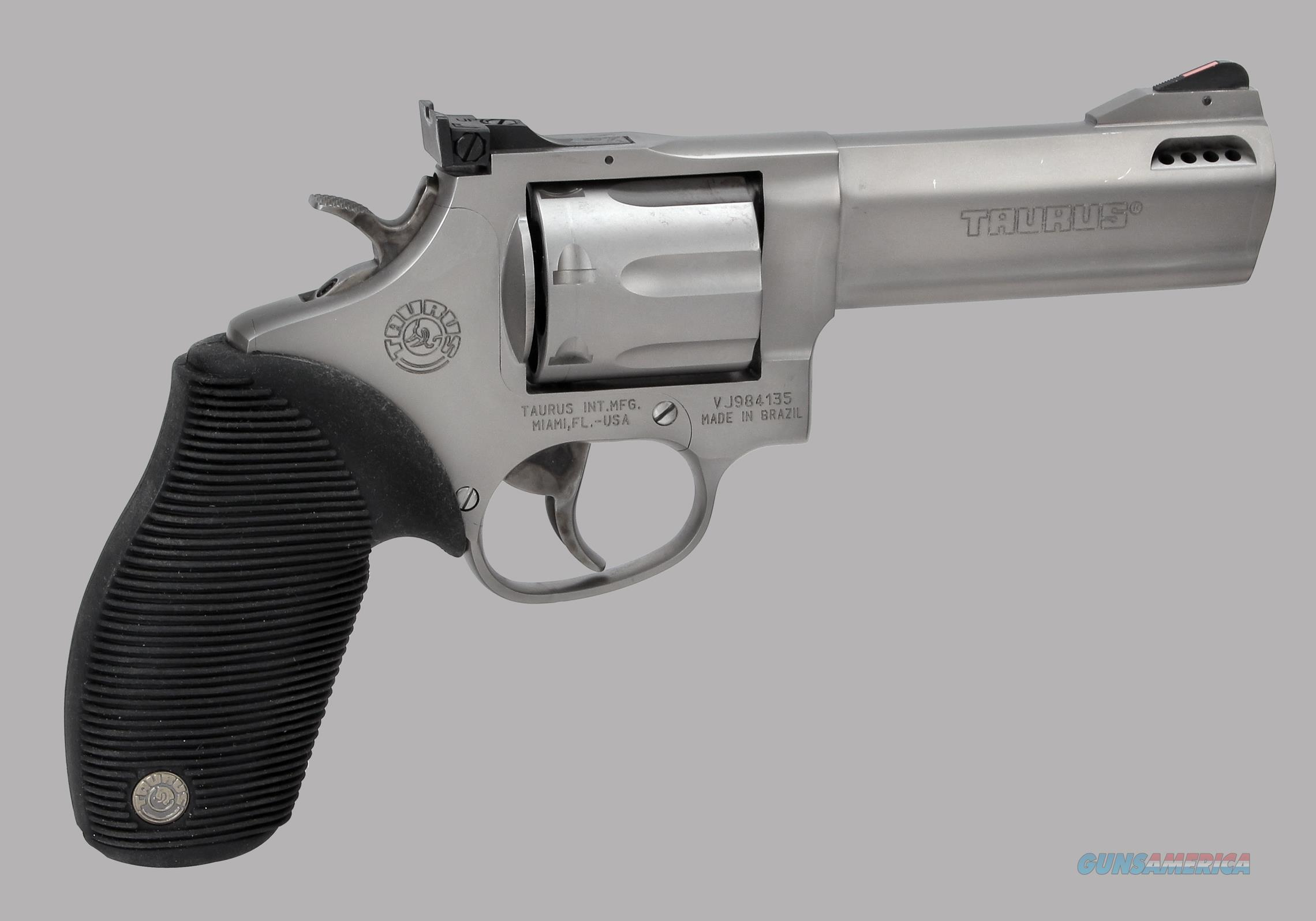 taurus titanium 627 tracker 357 magnum revolver for sale. Black Bedroom Furniture Sets. Home Design Ideas