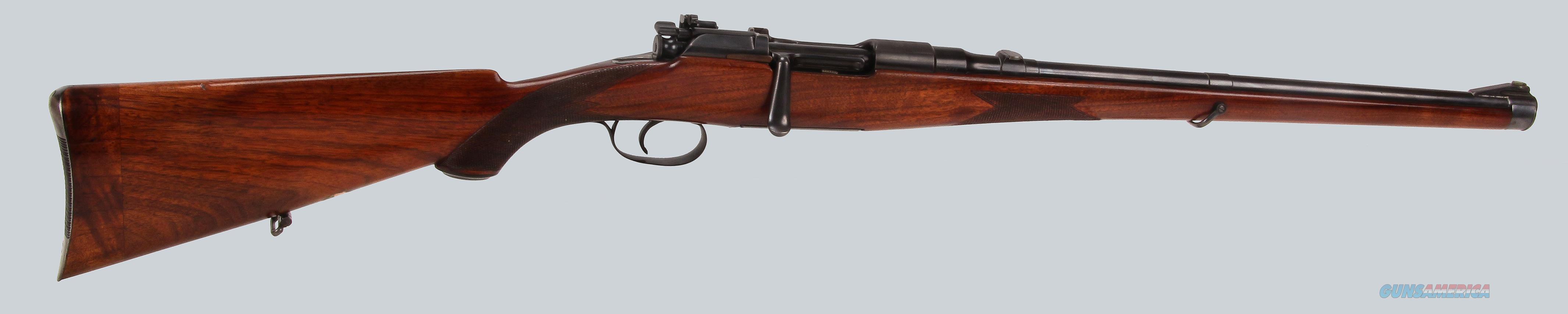 Mannlicher Schoenauer Bolt Action 9X57R Rifle Model 1905  Guns > Rifles > Mannlicher-Schoenauer Rifles