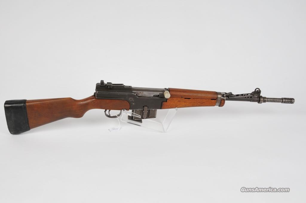 FRENCH MAS RIFLE MOD-M49/56  .308 CAL 70% CONDITION  Guns > Rifles > F Misc Rifles