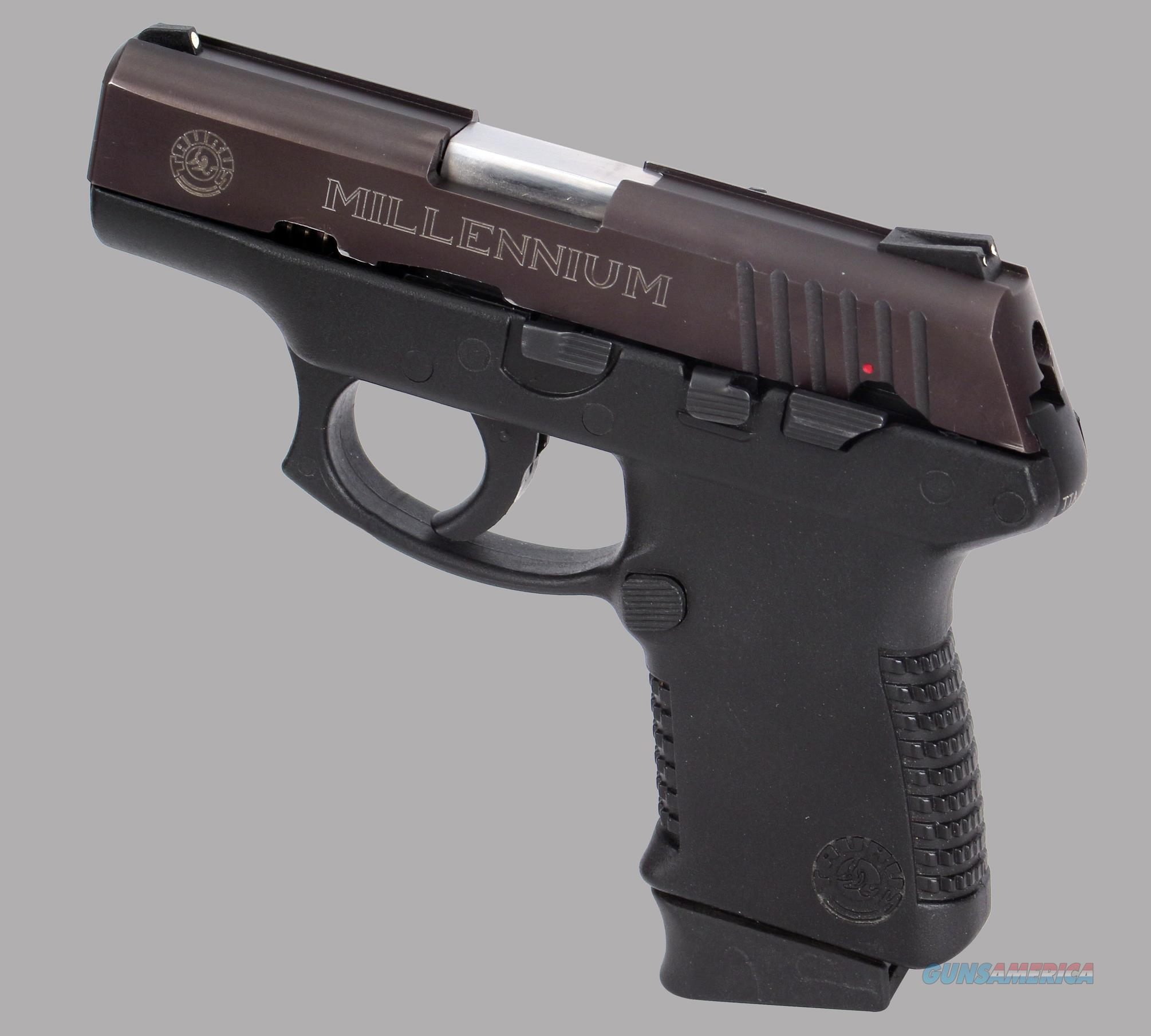 taurus pt11 millennium 9mm pistol for sale