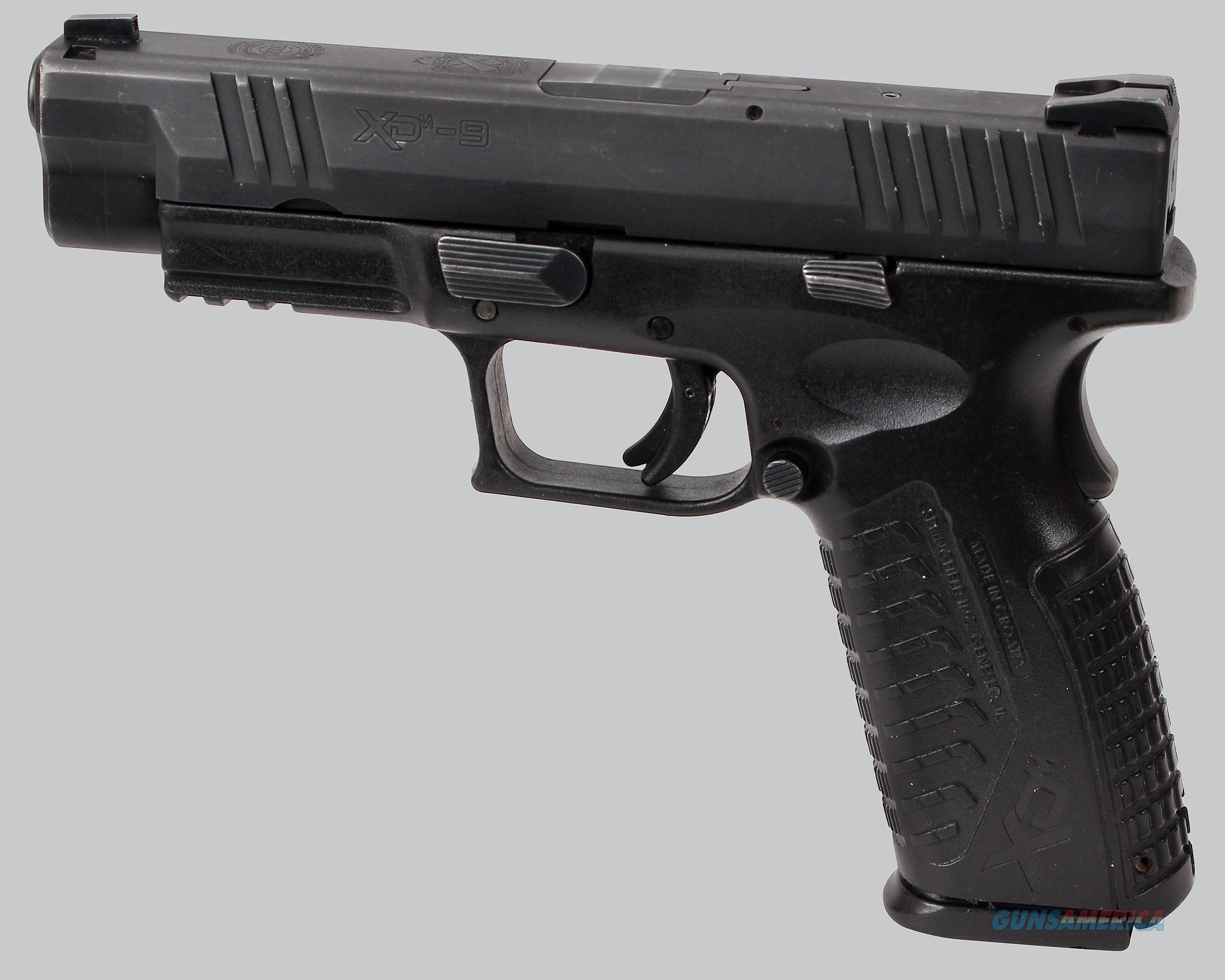 Springfield Armory 9mm XDM Pistol  Guns > Pistols > Springfield Armory Pistols > XD-M