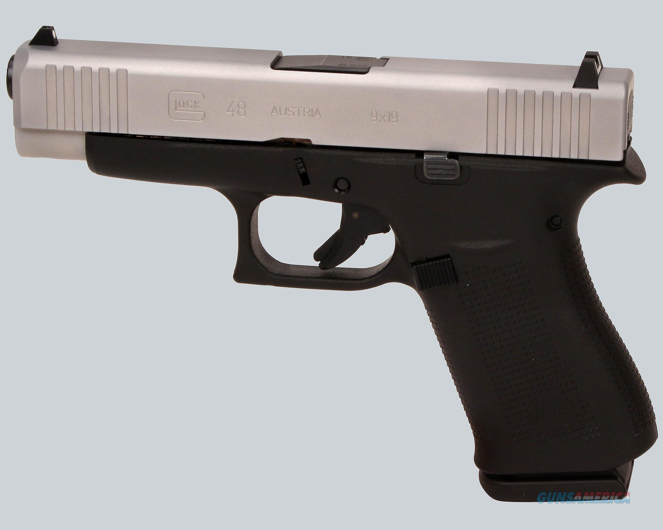 Glock 9mm Model 48 Pistol  Guns > Pistols > Glock Pistols > 43