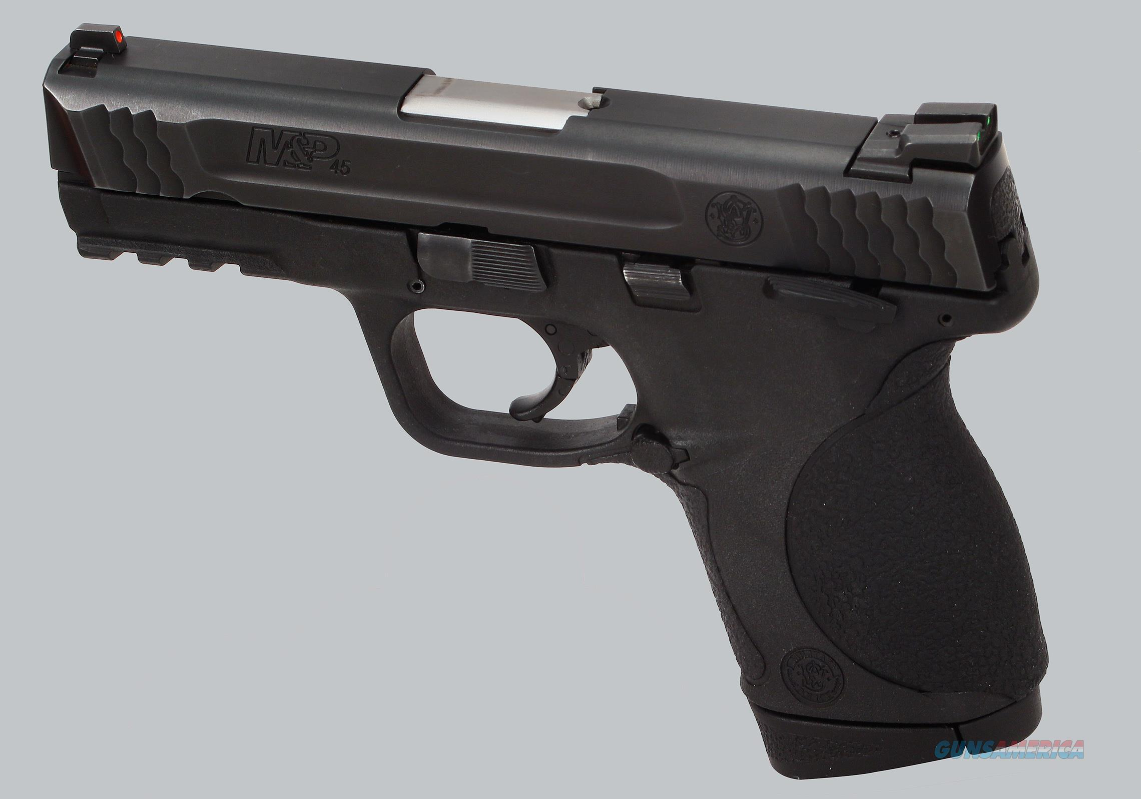 Smith & Wesson 45acp M&P Pistol  Guns > Pistols > Smith & Wesson Pistols - Autos > Polymer Frame