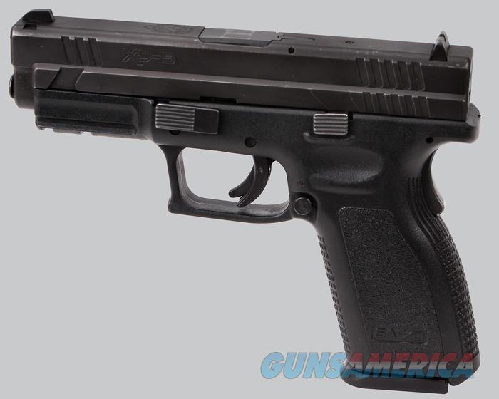 Springfield Armory 9mm XD9 Pistol  Guns > Pistols > Smith & Wesson Pistols - Autos > Polymer Frame