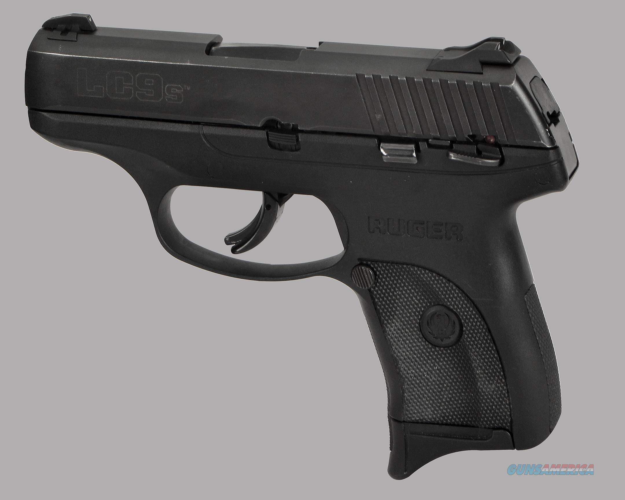 Ruger LC9S 9mm Pistol  Guns > Pistols > Ruger Semi-Auto Pistols > LC9