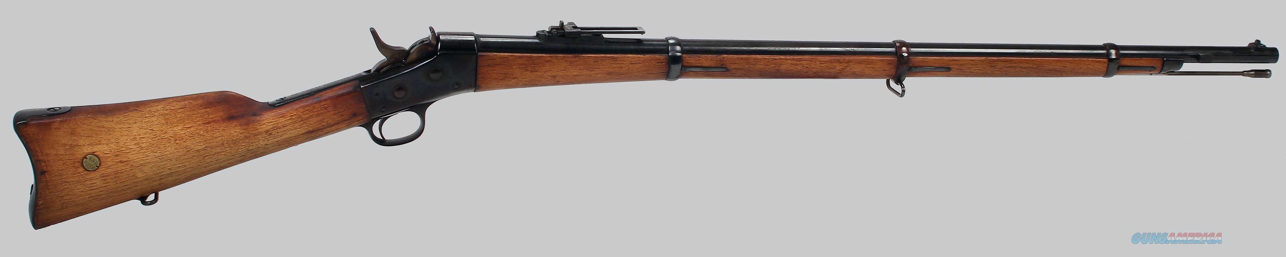Danish Rolling Block Black Powder Rifle  Guns > Rifles > D Misc Rifles