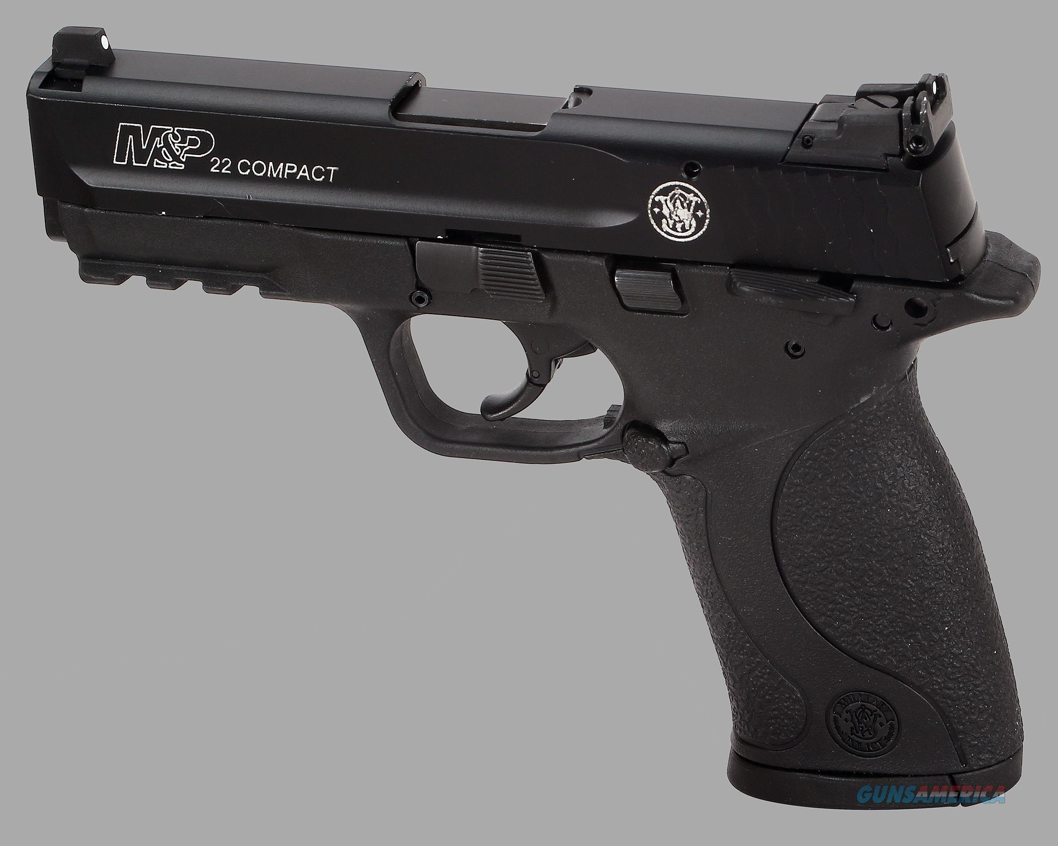 Smith & Wesson 22LR M&P C Pistol  Guns > Pistols > Smith & Wesson Pistols - Autos > Polymer Frame