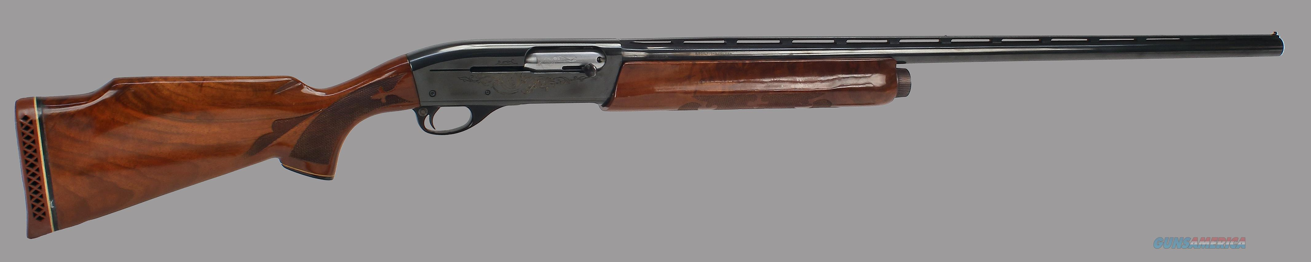 Remington 12ga Model 1100 Shotgun  Guns > Shotguns > Remington Shotguns  > Autoloaders > Hunting