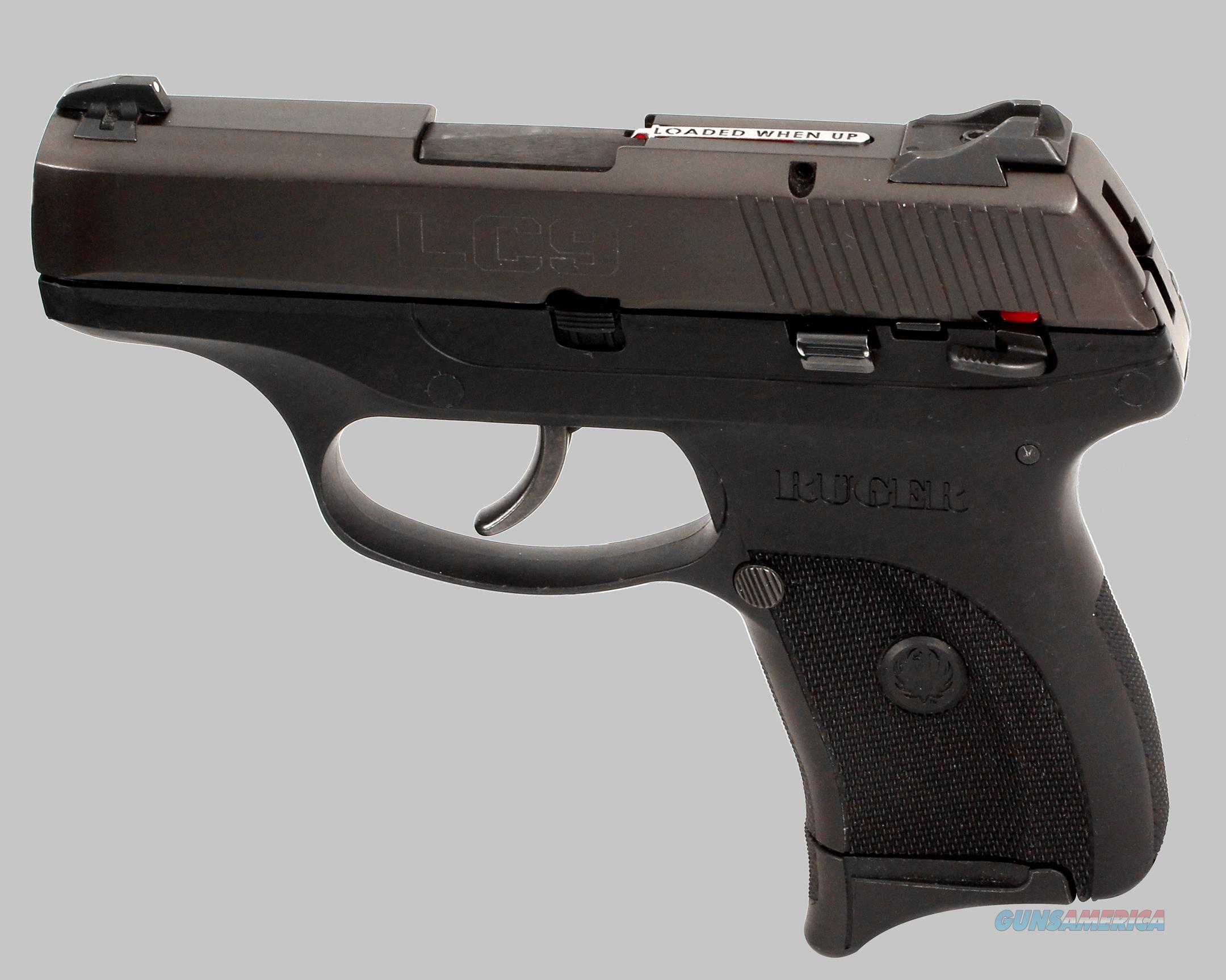 Ruger LC9 Pistol  Guns > Pistols > Ruger Semi-Auto Pistols > LC9