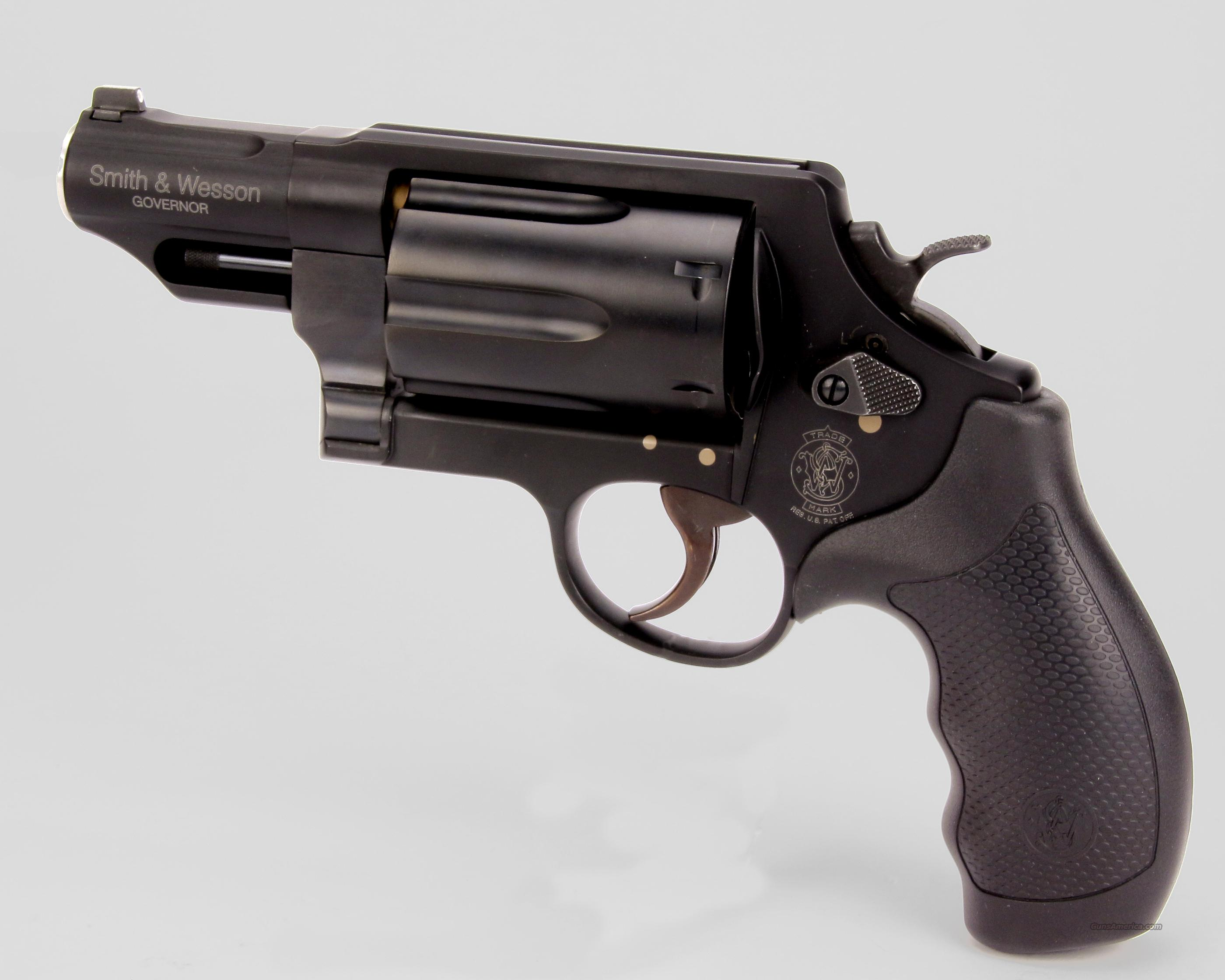 Smith & Wesson Governor Revolver  Guns > Pistols > Smith & Wesson Revolvers > Full Frame Revolver